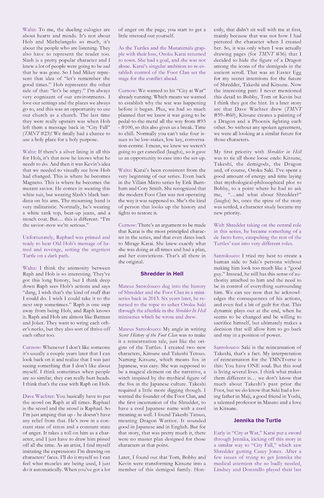 Read online Teenage Mutant Ninja Turtles (2011) comic -  Issue #101 - 25