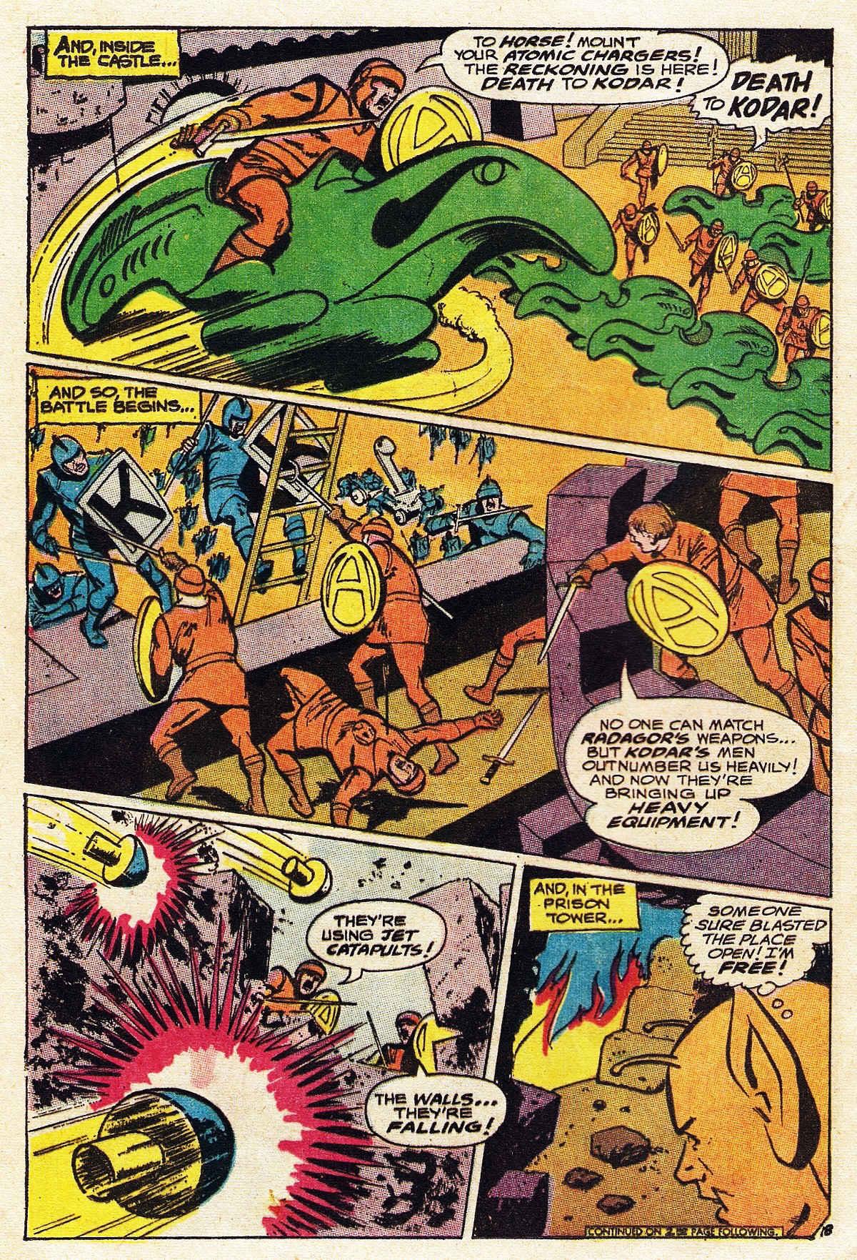 Read online Adventure Comics (1938) comic -  Issue #376 - 24