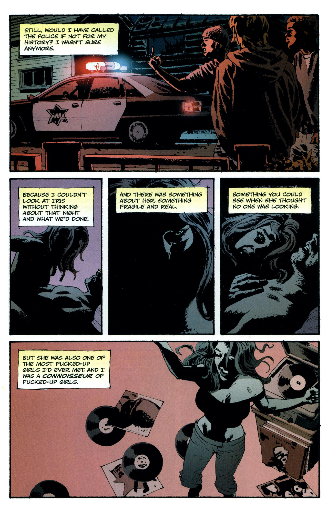 Read online Criminal (2008) comic -  Issue #5 - 9