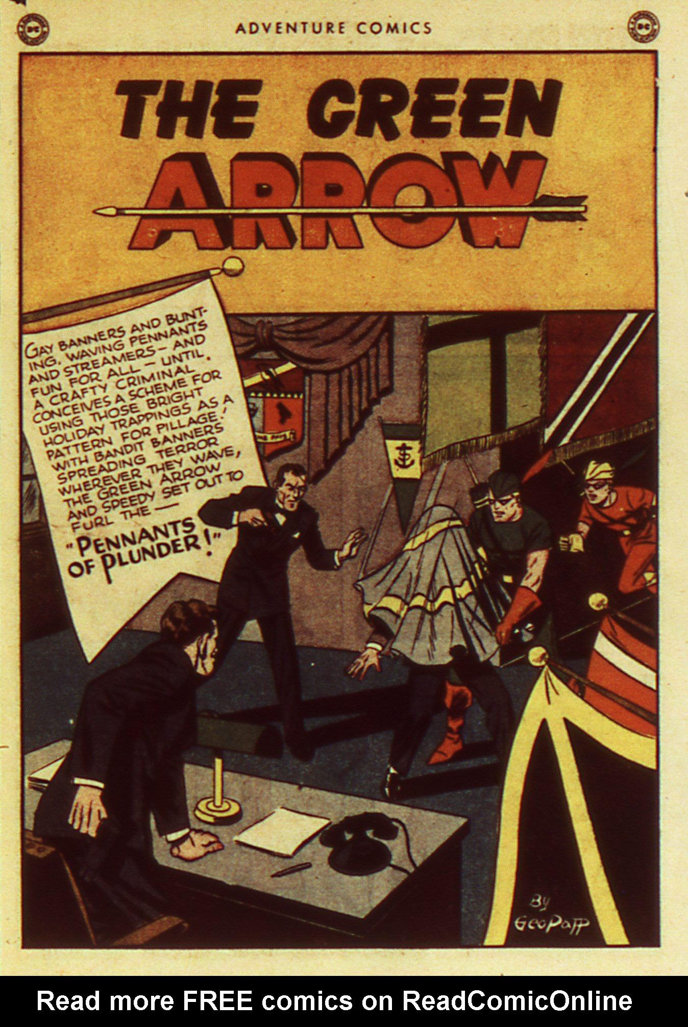 Read online Adventure Comics (1938) comic -  Issue #105 - 11
