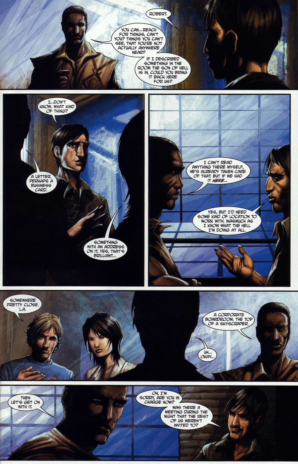 7 Brothers issue 3 - Page 10