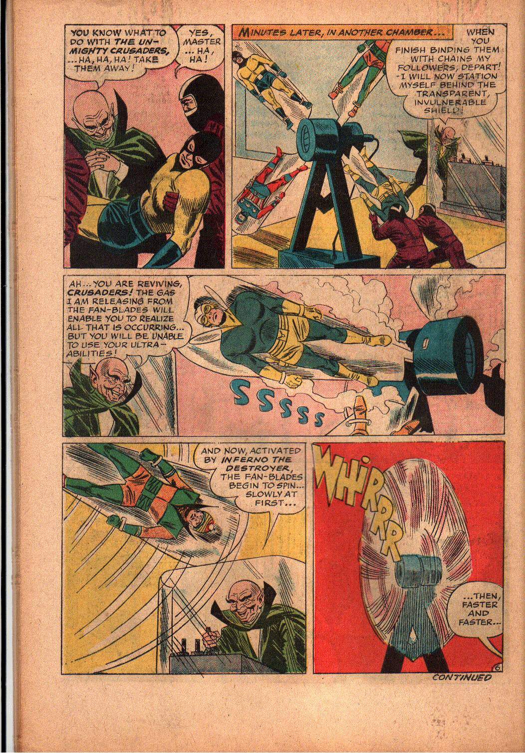 The Mighty Crusaders (1965) Issue #2 #2 - English 15