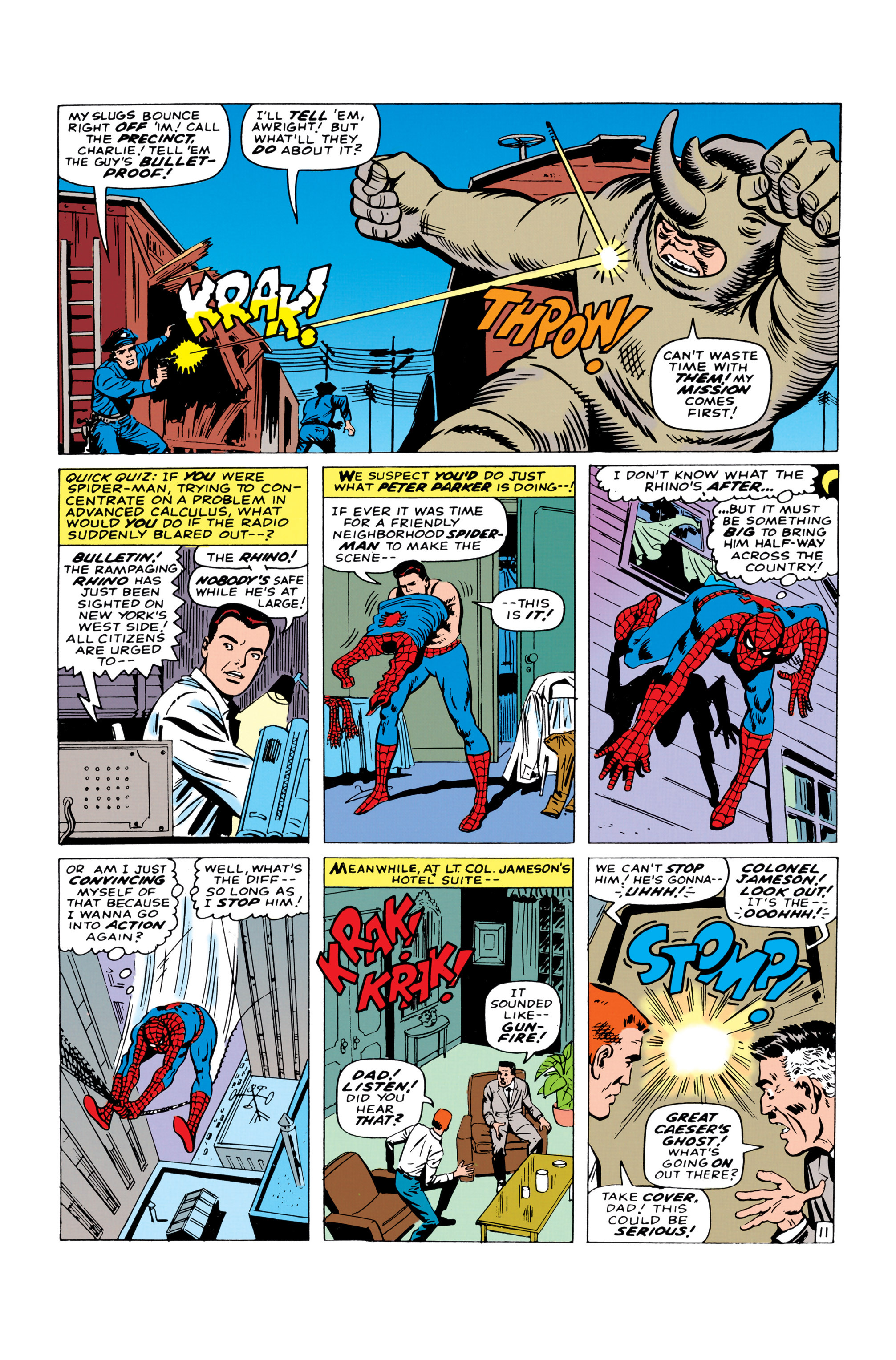 The Amazing Spider-Man (1963) 41 Page 11
