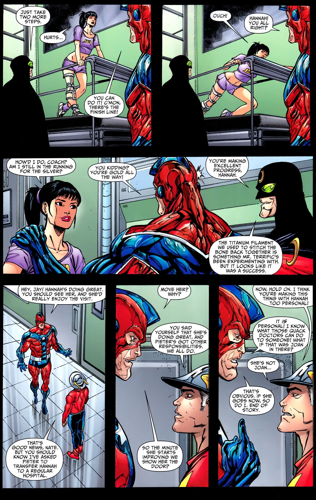 Read online JSA 80-Page Giant 2011 comic -  Issue # Full - 38