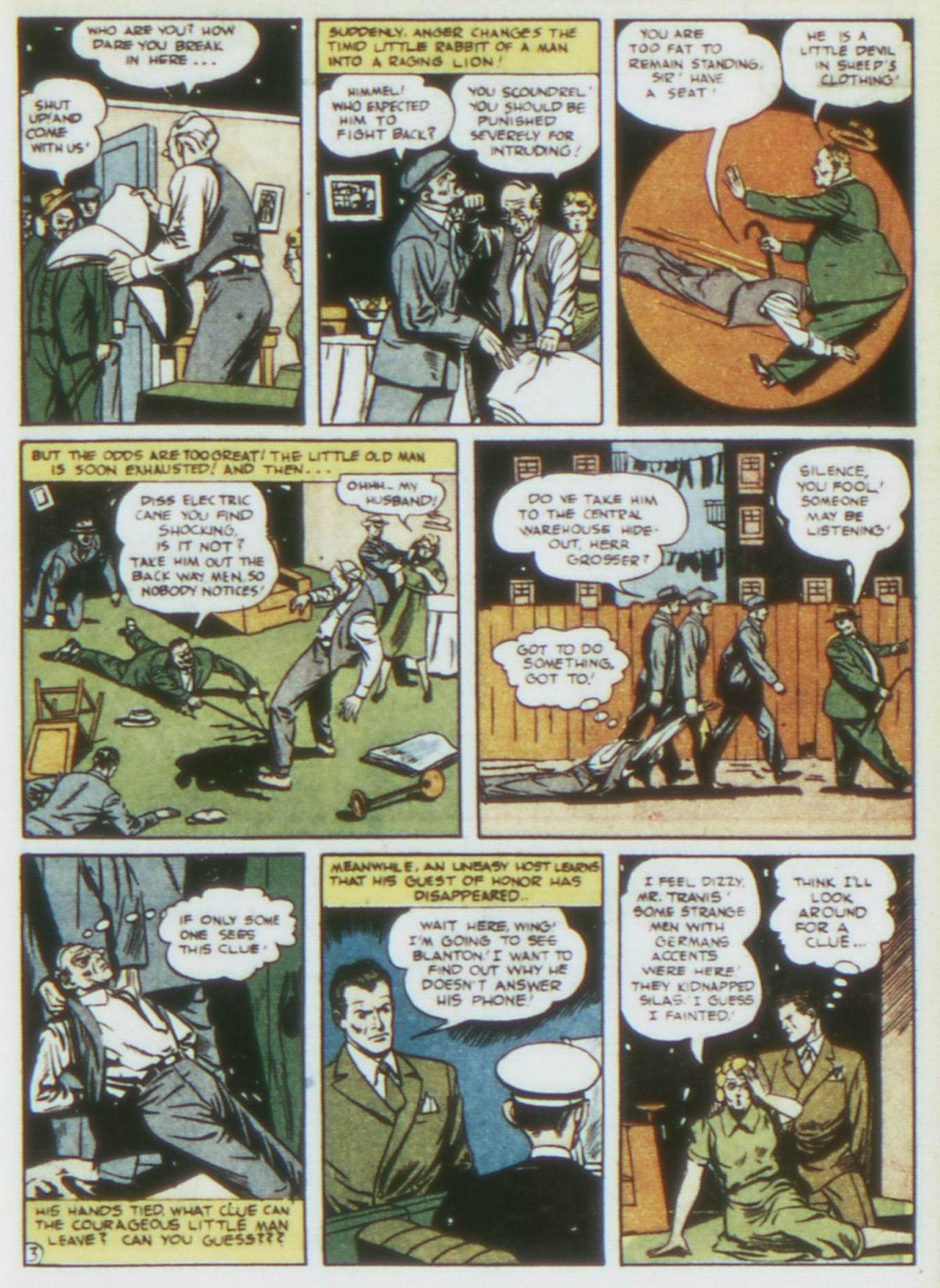 Read online Detective Comics (1937) comic -  Issue #75 - 33