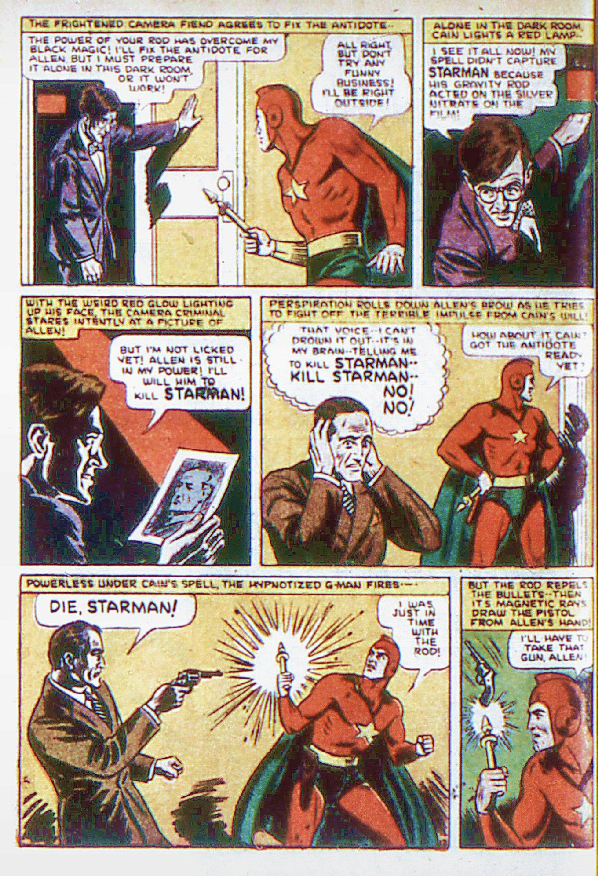 Read online Adventure Comics (1938) comic -  Issue #66 - 15
