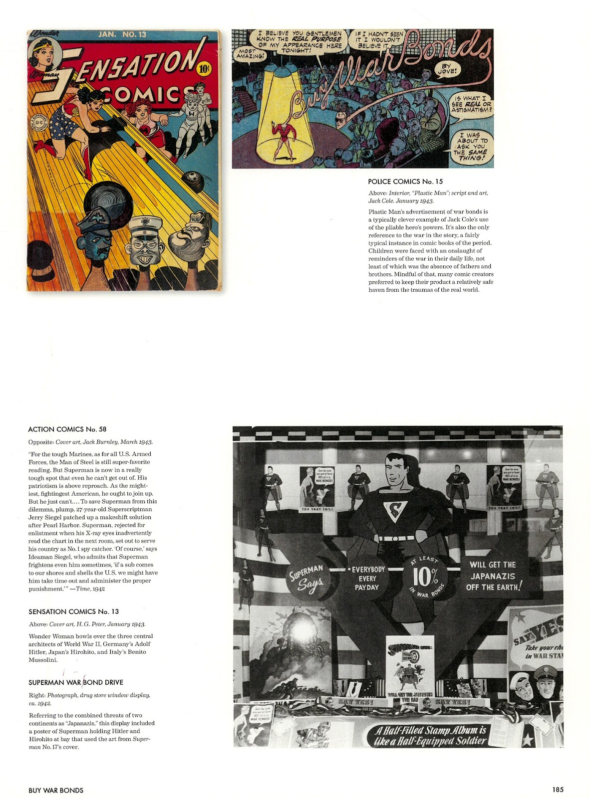 Read online 75 Years Of DC Comics comic -  Issue # TPB (Part 2) - 97
