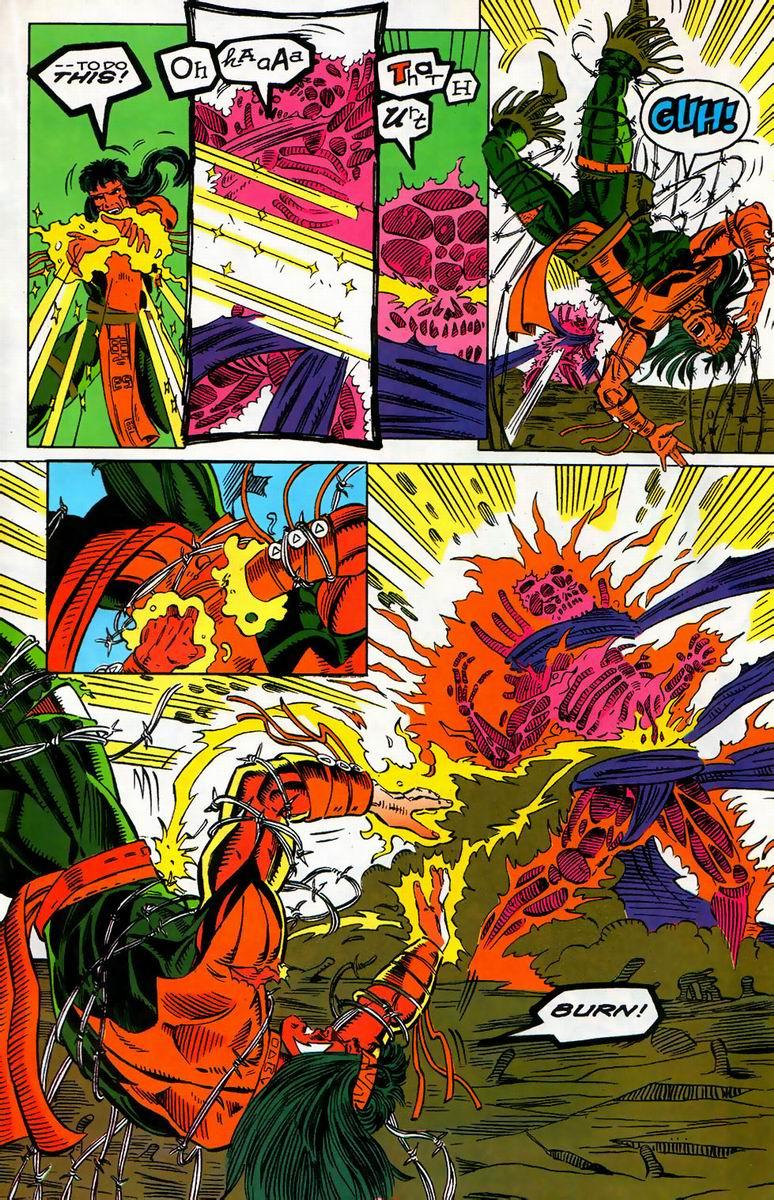 Read online Alpha Flight (1983) comic -  Issue #126 - 11