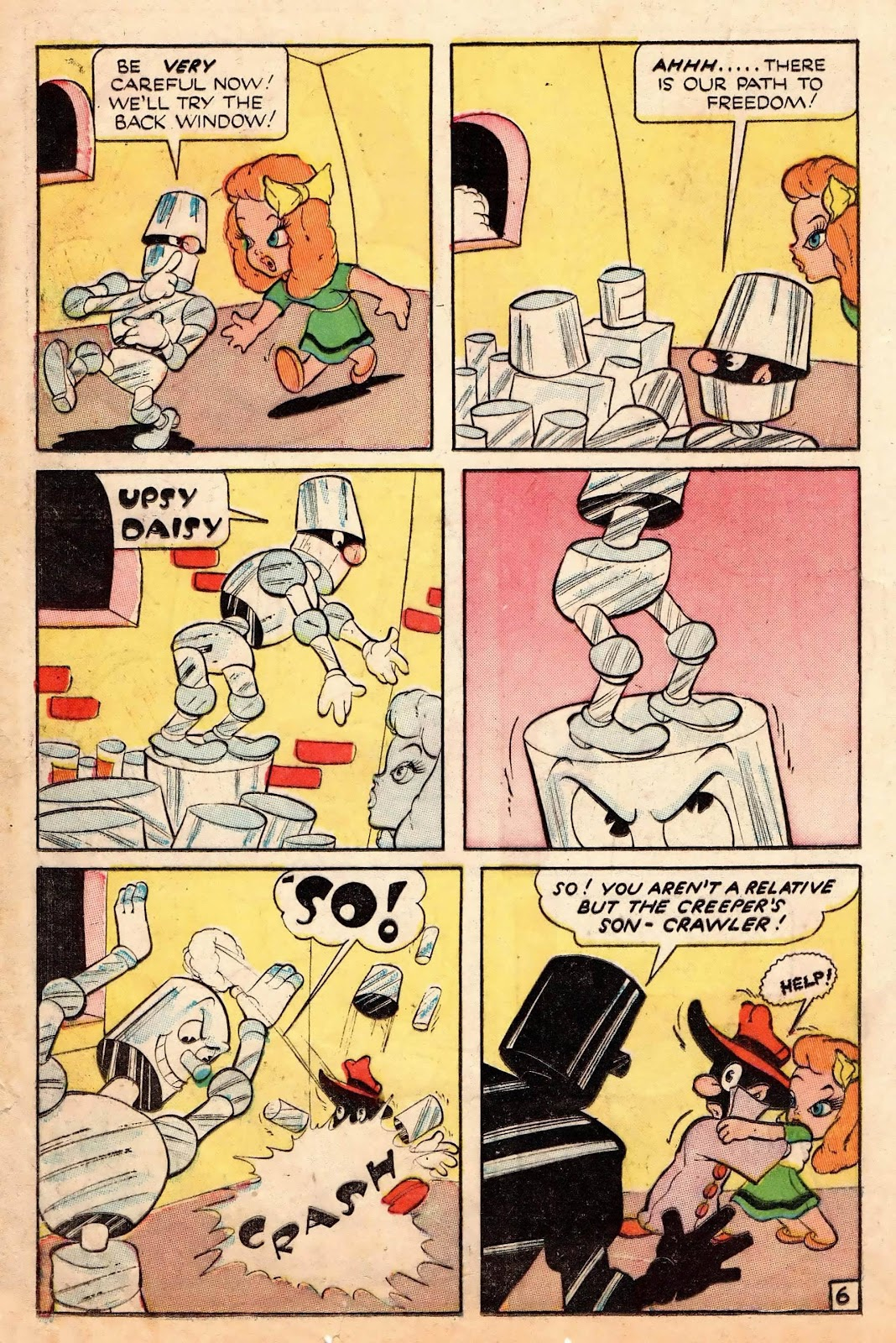 Ziggy Pig-Silly Seal Comics (1944) issue 2 - Page 28