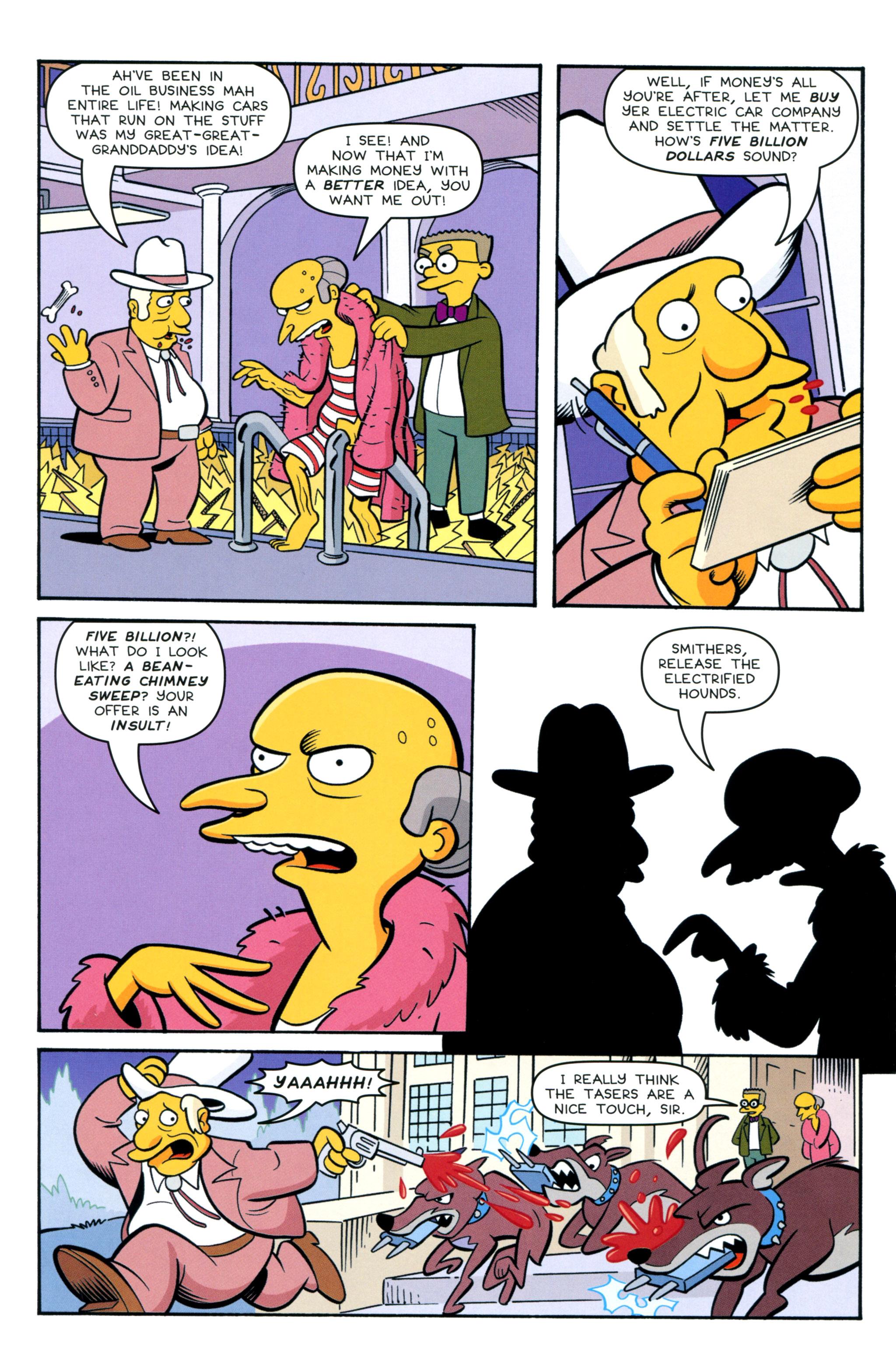 Read online Simpsons Comics comic -  Issue #212 - 10