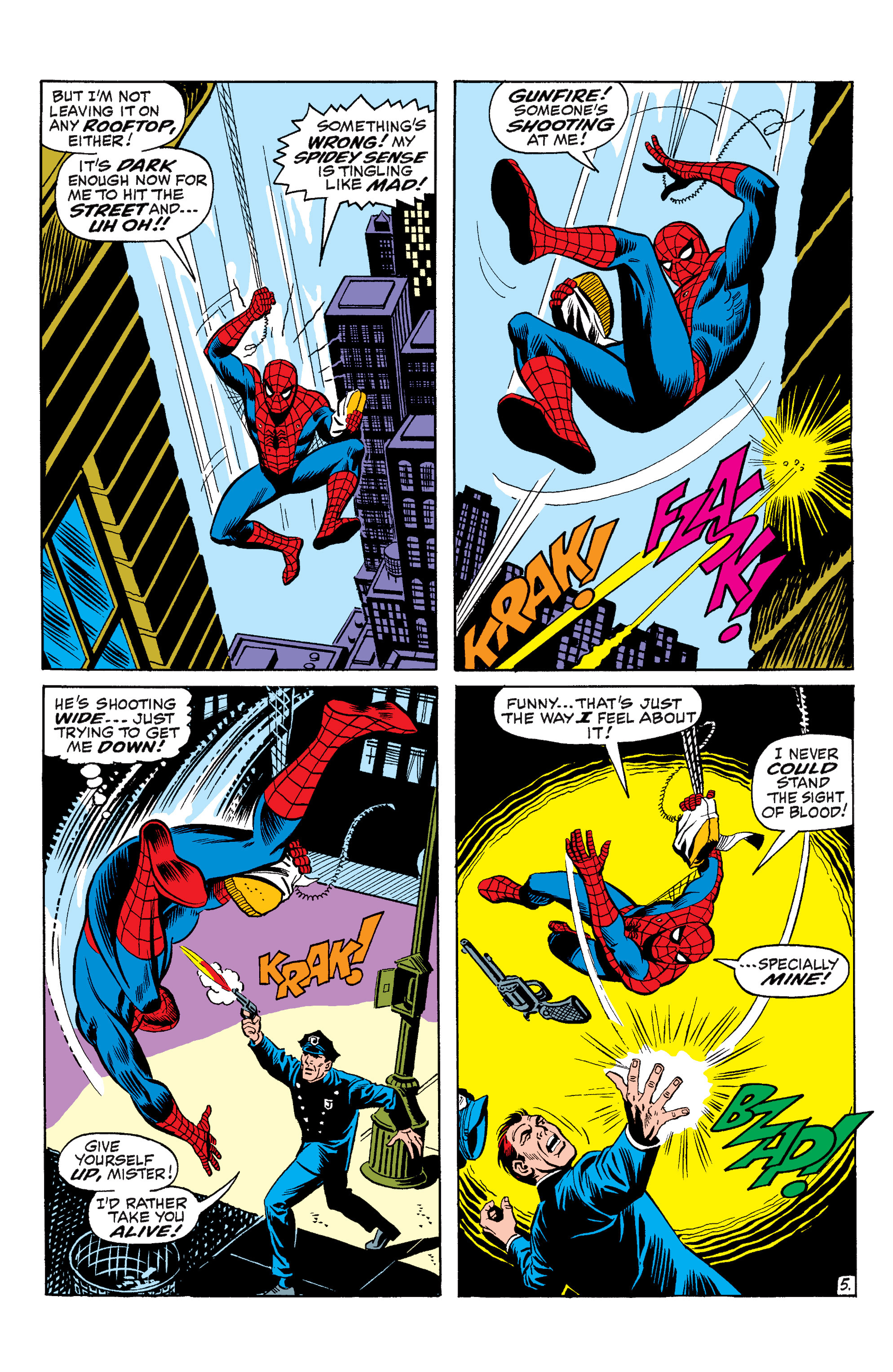 The Amazing Spider-Man (1963) 70 Page 5