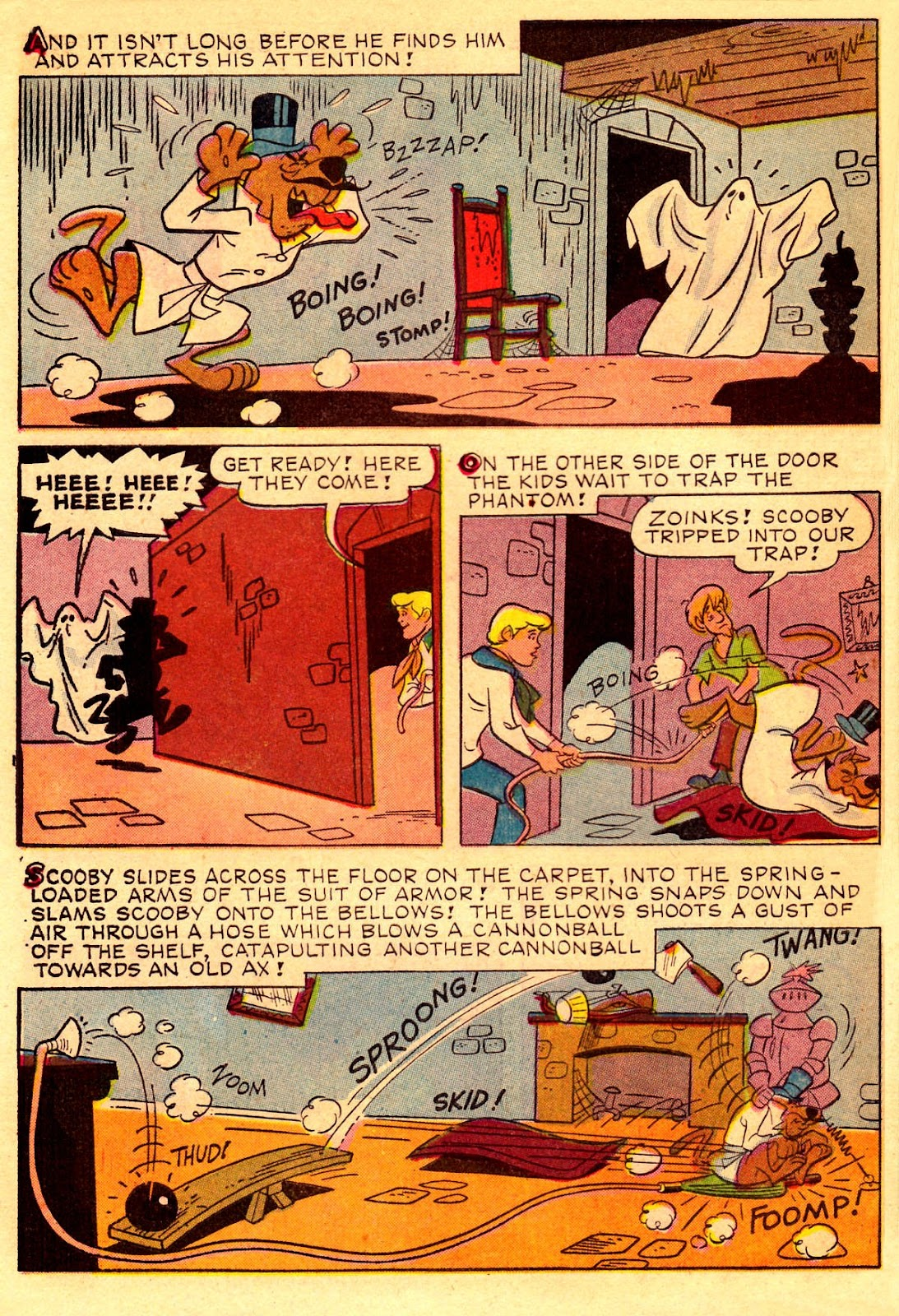 Scooby-Doo... Where Are You! (1970) issue 2 - Page 25