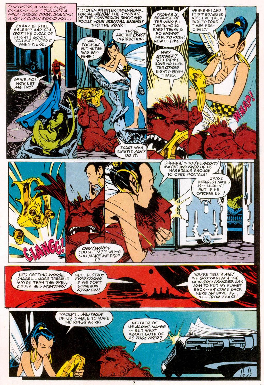 Read online Spellbound comic -  Issue #1 - 8