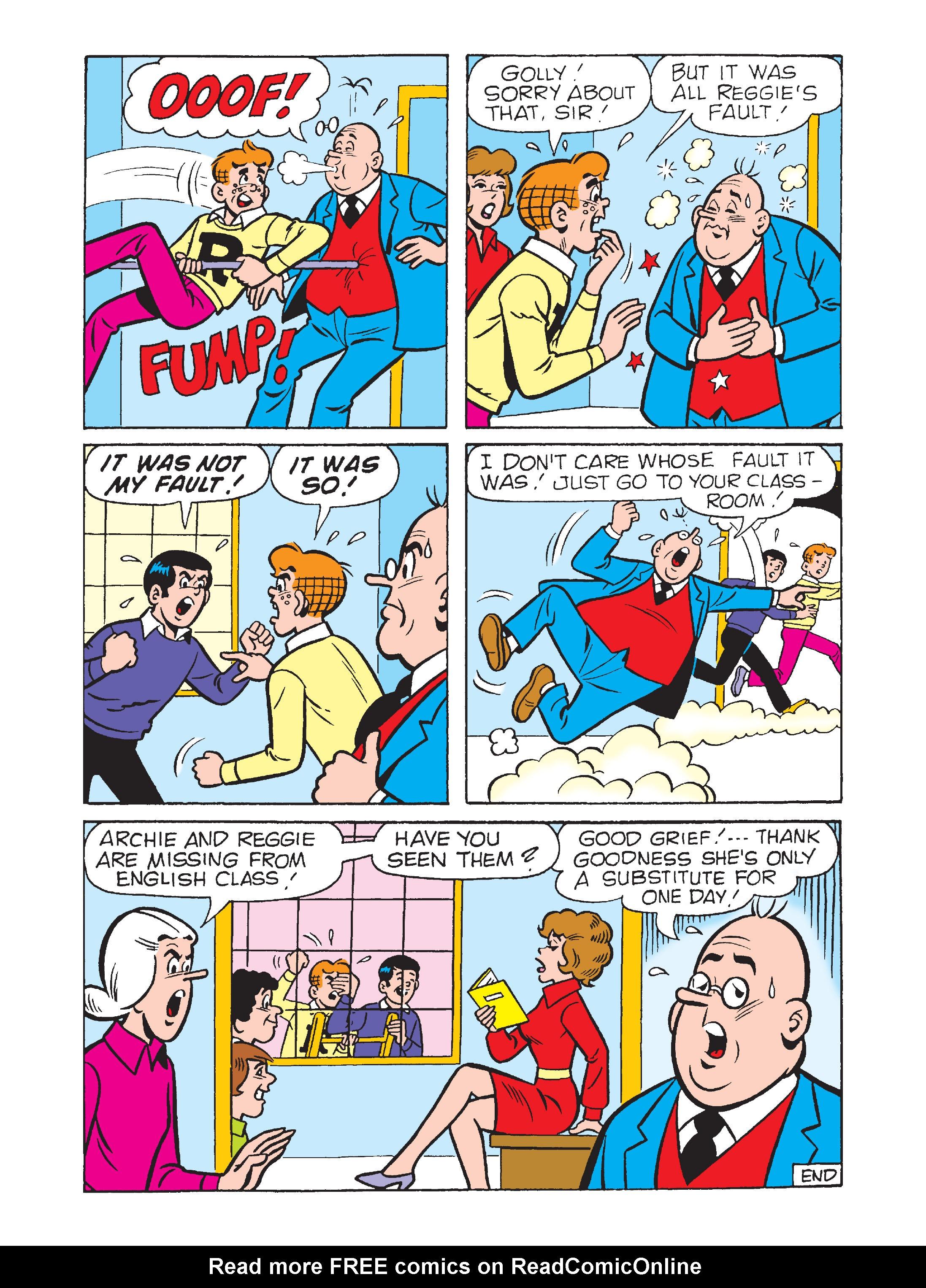 Read online Archie 1000 Page Comics Bonanza comic -  Issue #2 (Part 1) - 151