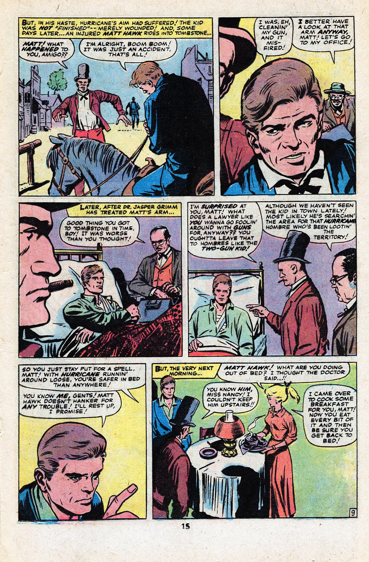 Read online Two-Gun Kid comic -  Issue #133 - 17