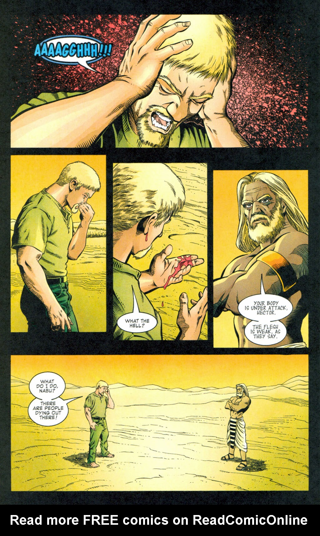 Read online Doctor Fate (2003) comic -  Issue #4 - 14
