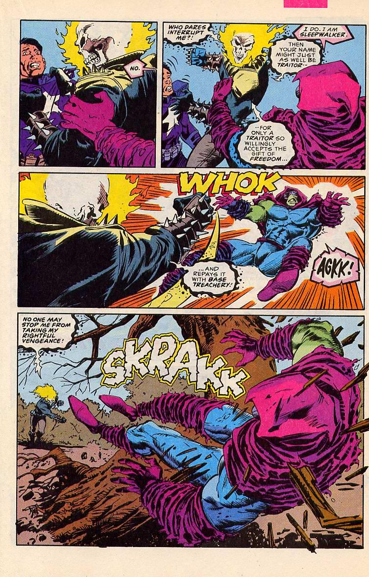 Read online Sleepwalker comic -  Issue #11 - 12