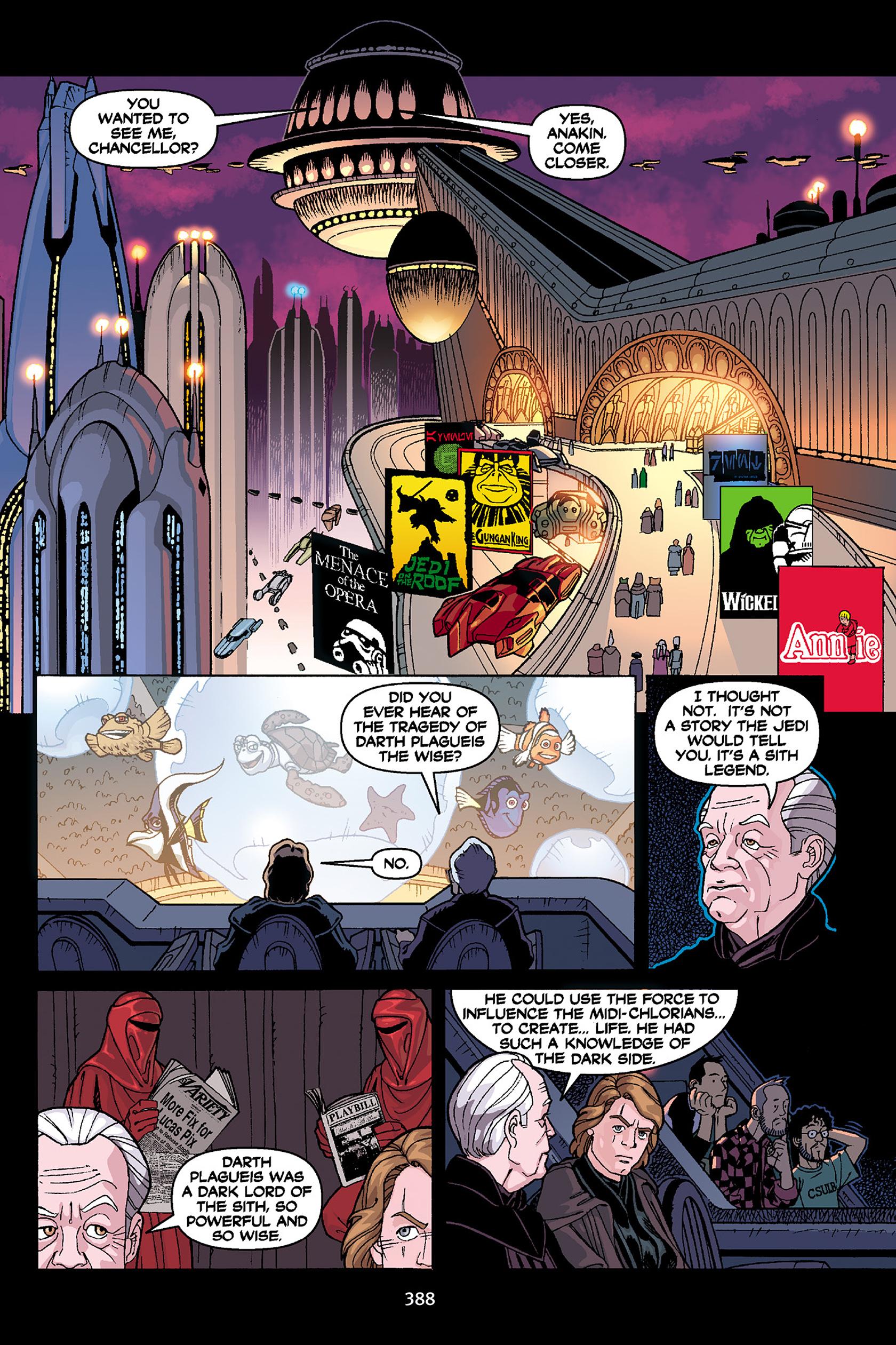 Read online Star Wars Omnibus comic -  Issue # Vol. 30 - 379