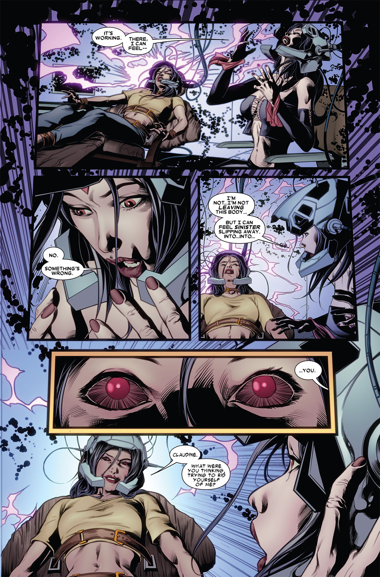 Read online X-23 (2010) comic -  Issue #6 - 14