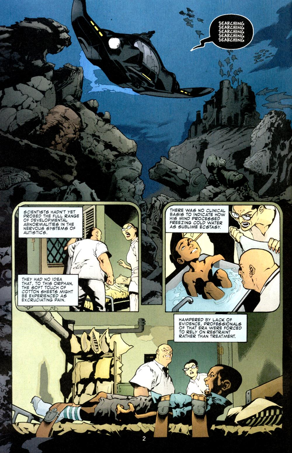 Read online Aquaman (2003) comic -  Issue #8 - 3
