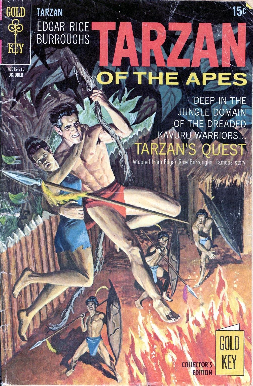 Tarzan (1962) issue 188 - Page 1