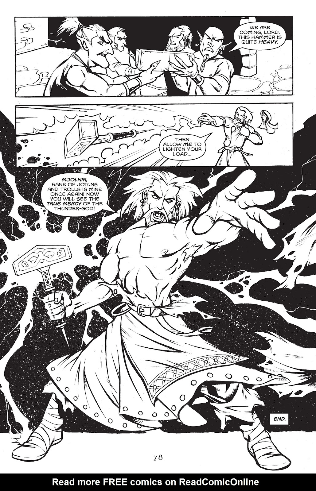 Read online Gods of Asgard comic -  Issue # TPB (Part 1) - 79