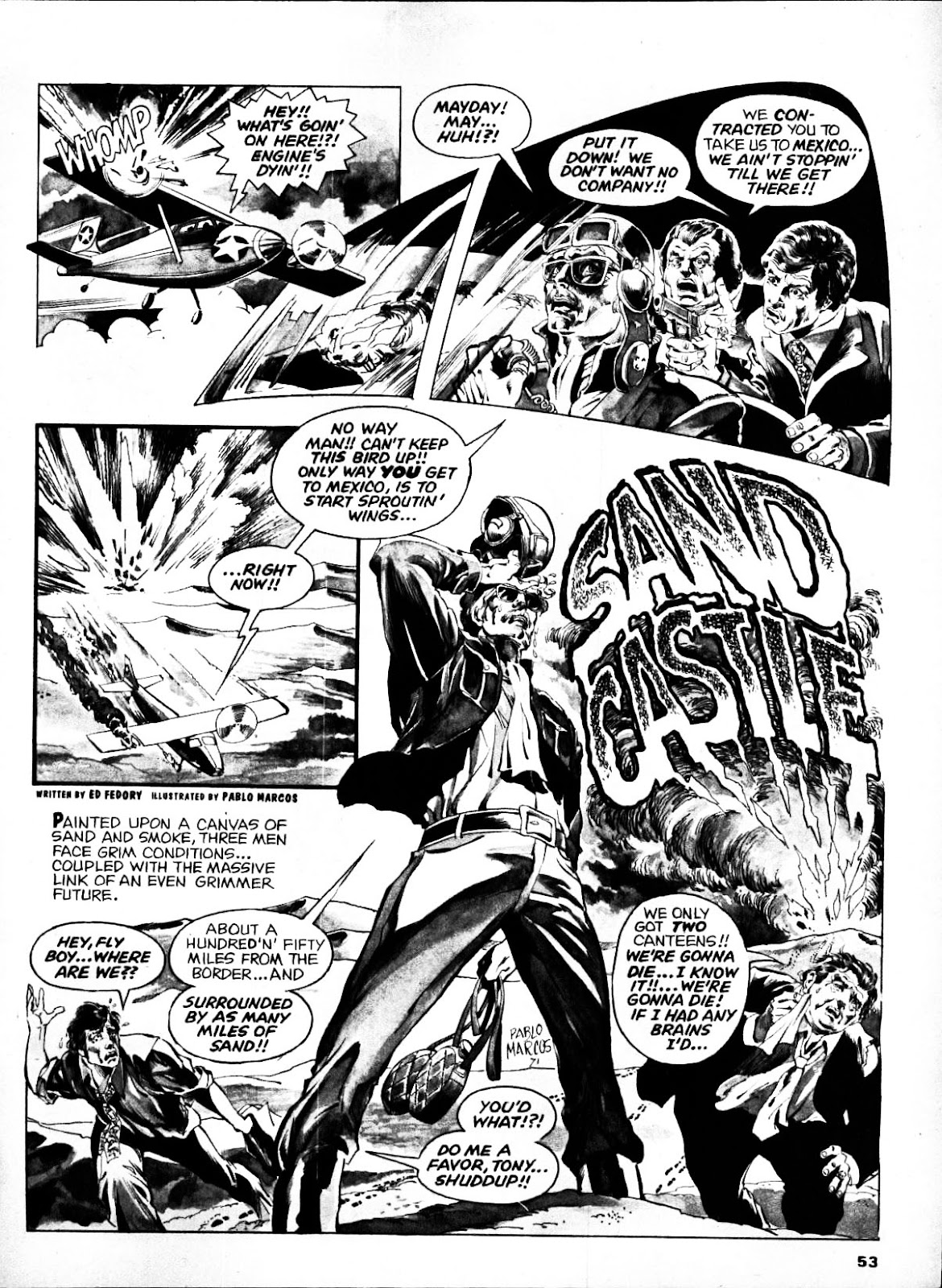 Nightmare (1970) issue 21 - Page 52