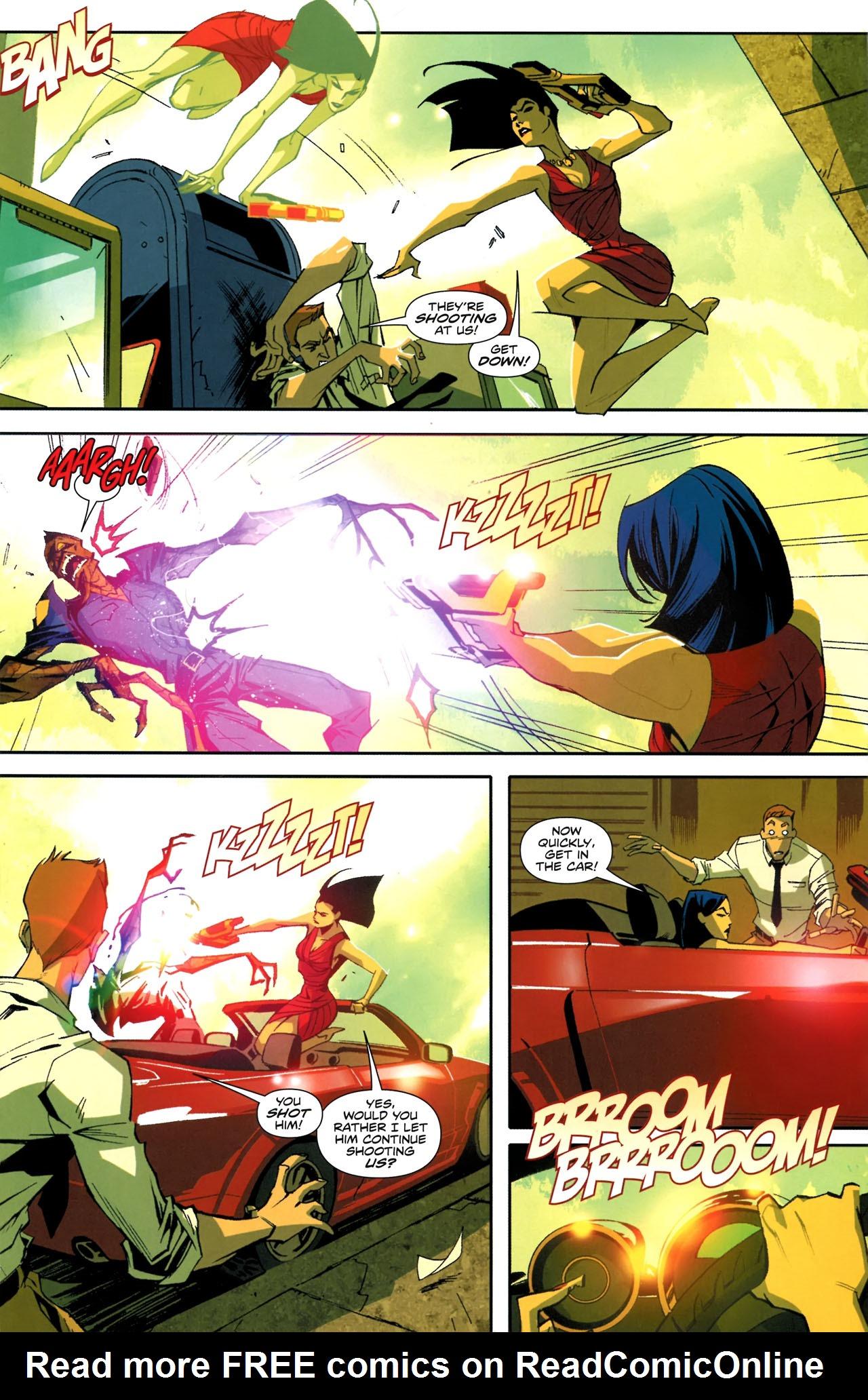 Read online Soldier Zero comic -  Issue #4 - 28