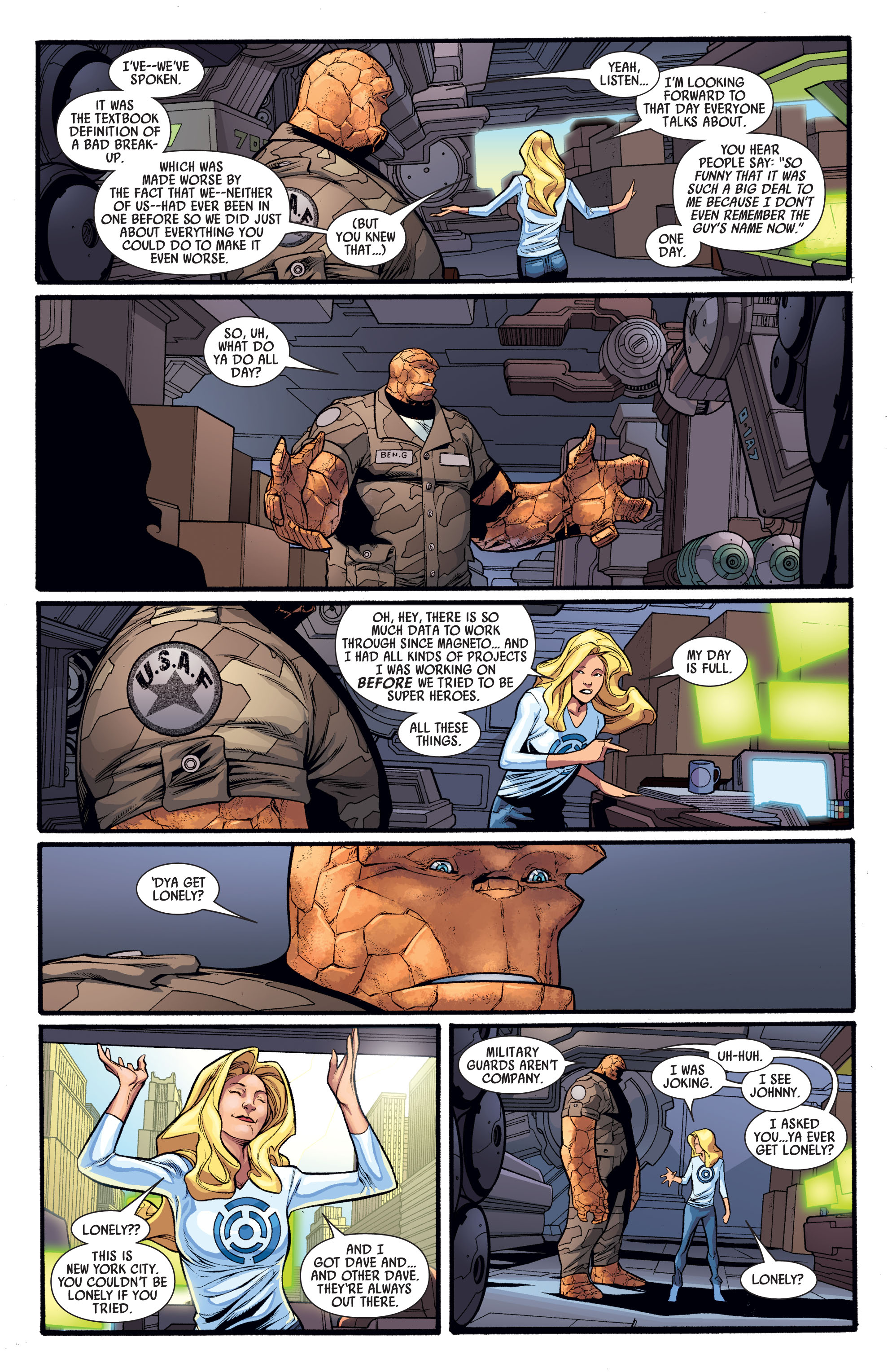 Read online Ultimate Comics Doomsday comic -  Issue # Full - 13