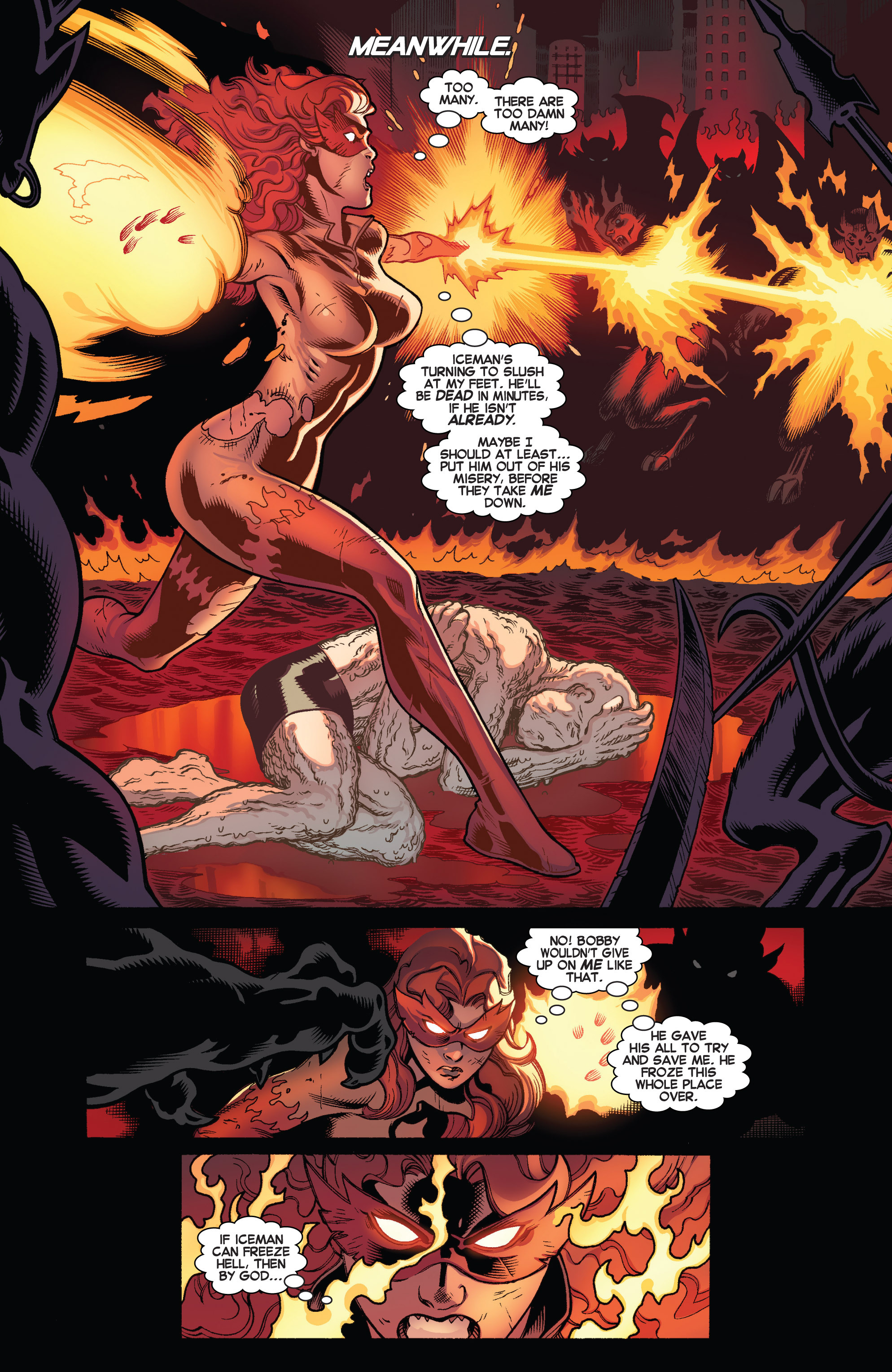 Read online Amazing X-Men (2014) comic -  Issue #4 - 4