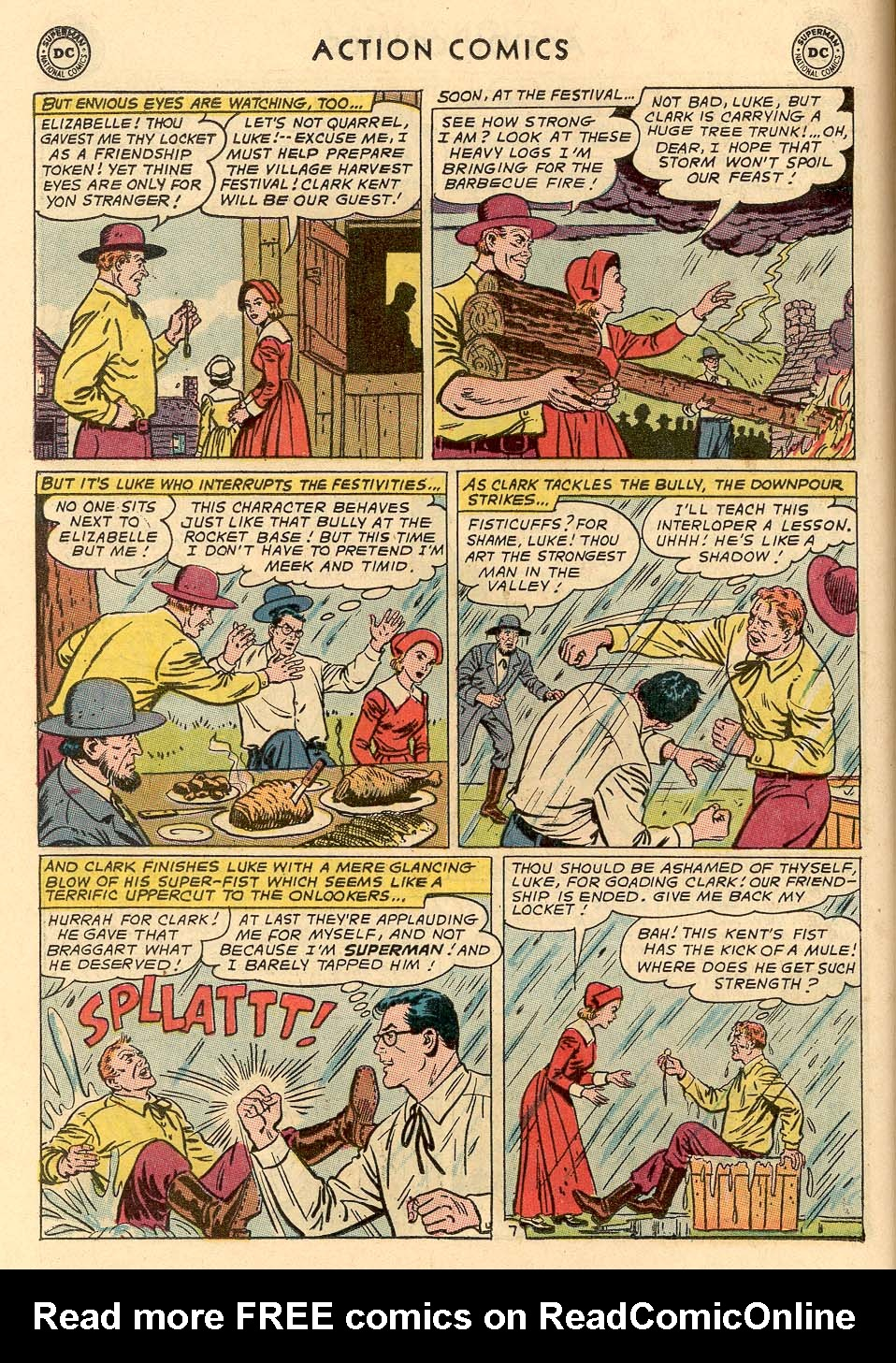 Read online Action Comics (1938) comic -  Issue #324 - 10