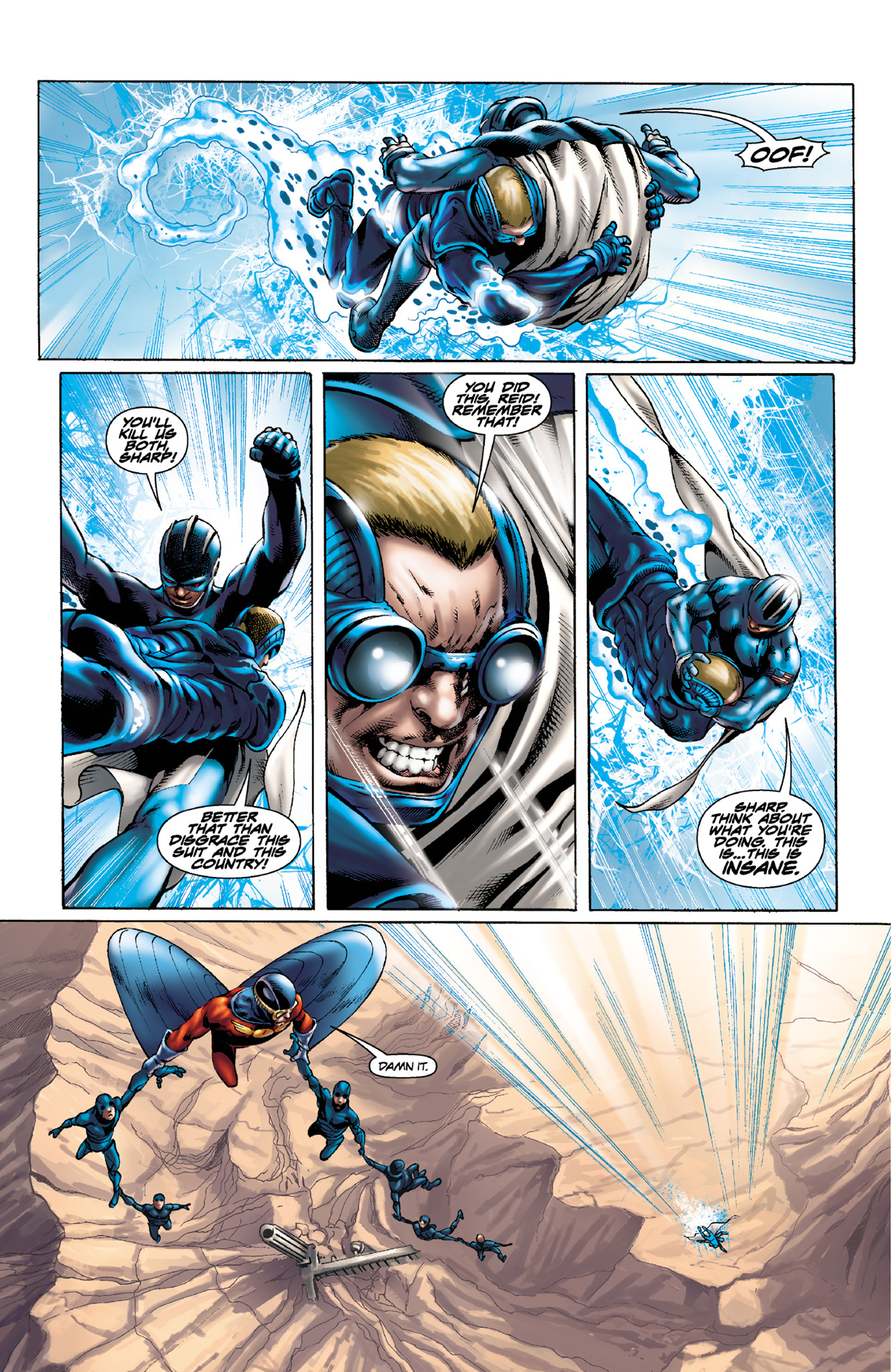 Read online Skyman comic -  Issue #4 - 11