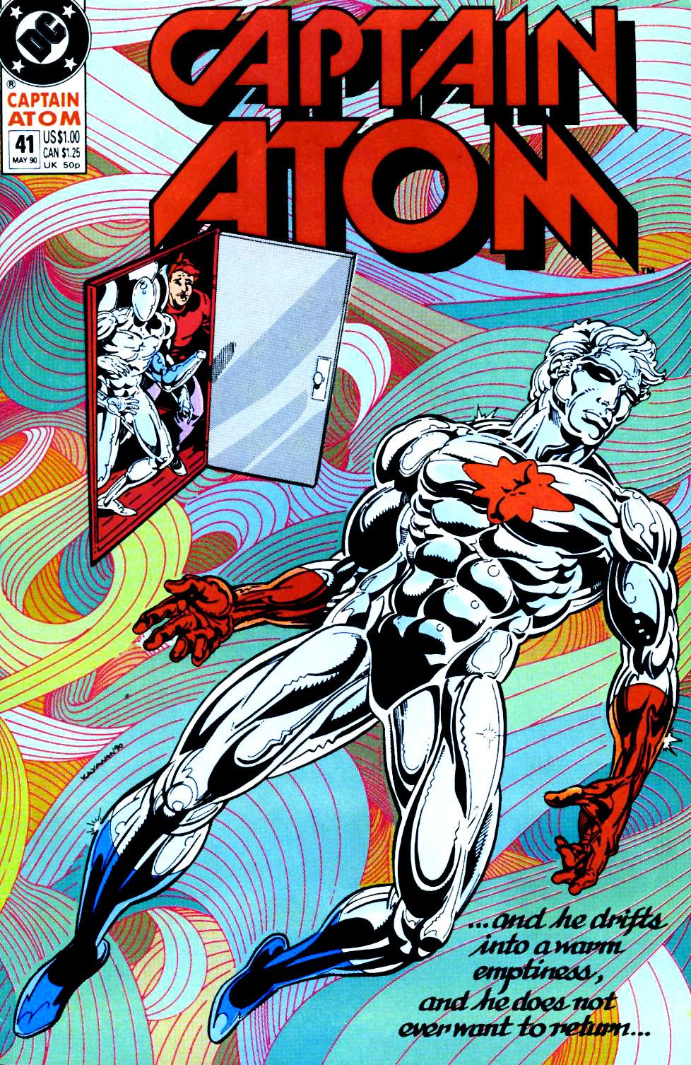 Captain Atom (1987) 41 Page 1