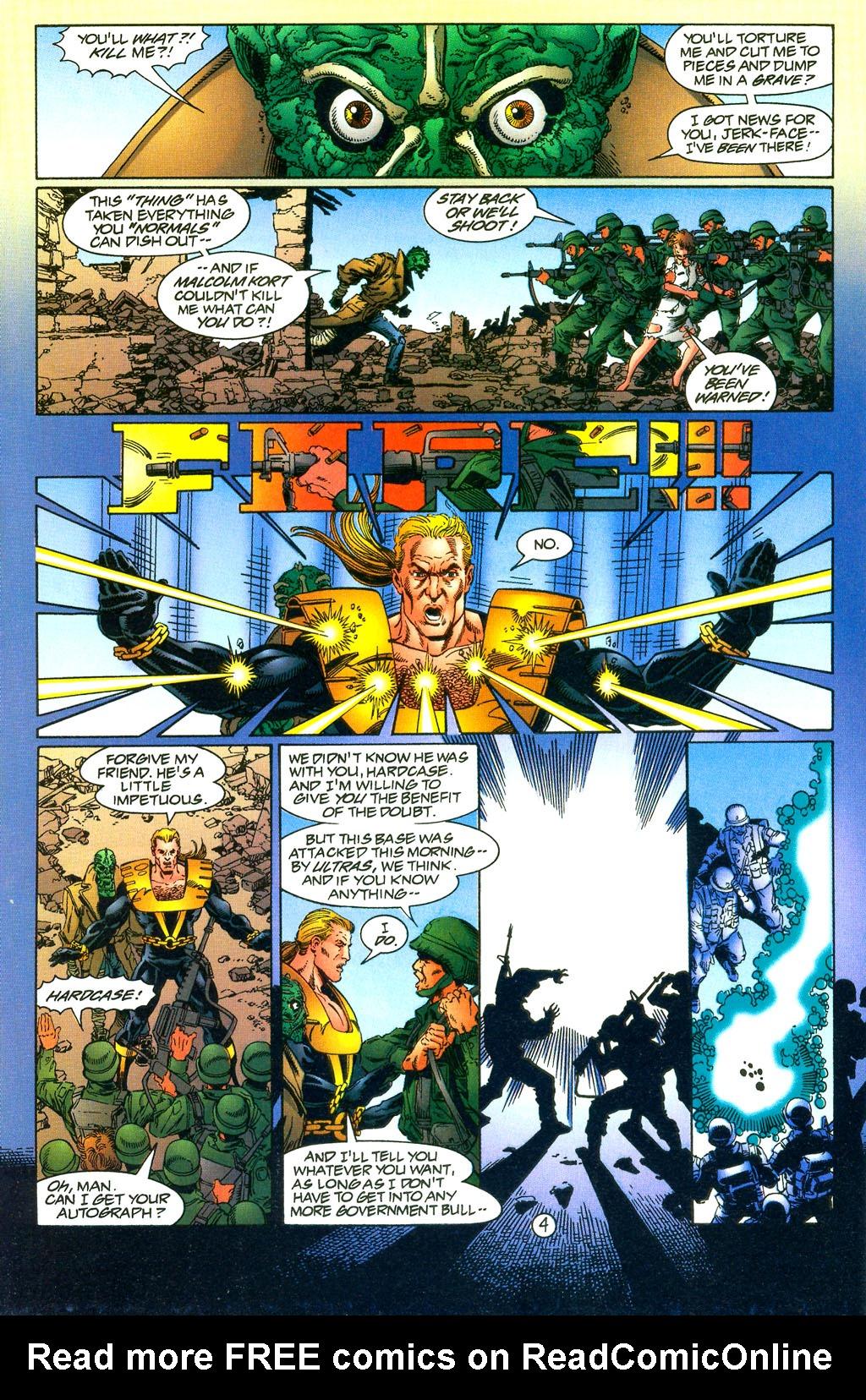 Read online UltraForce (1994) comic -  Issue #0 - 19