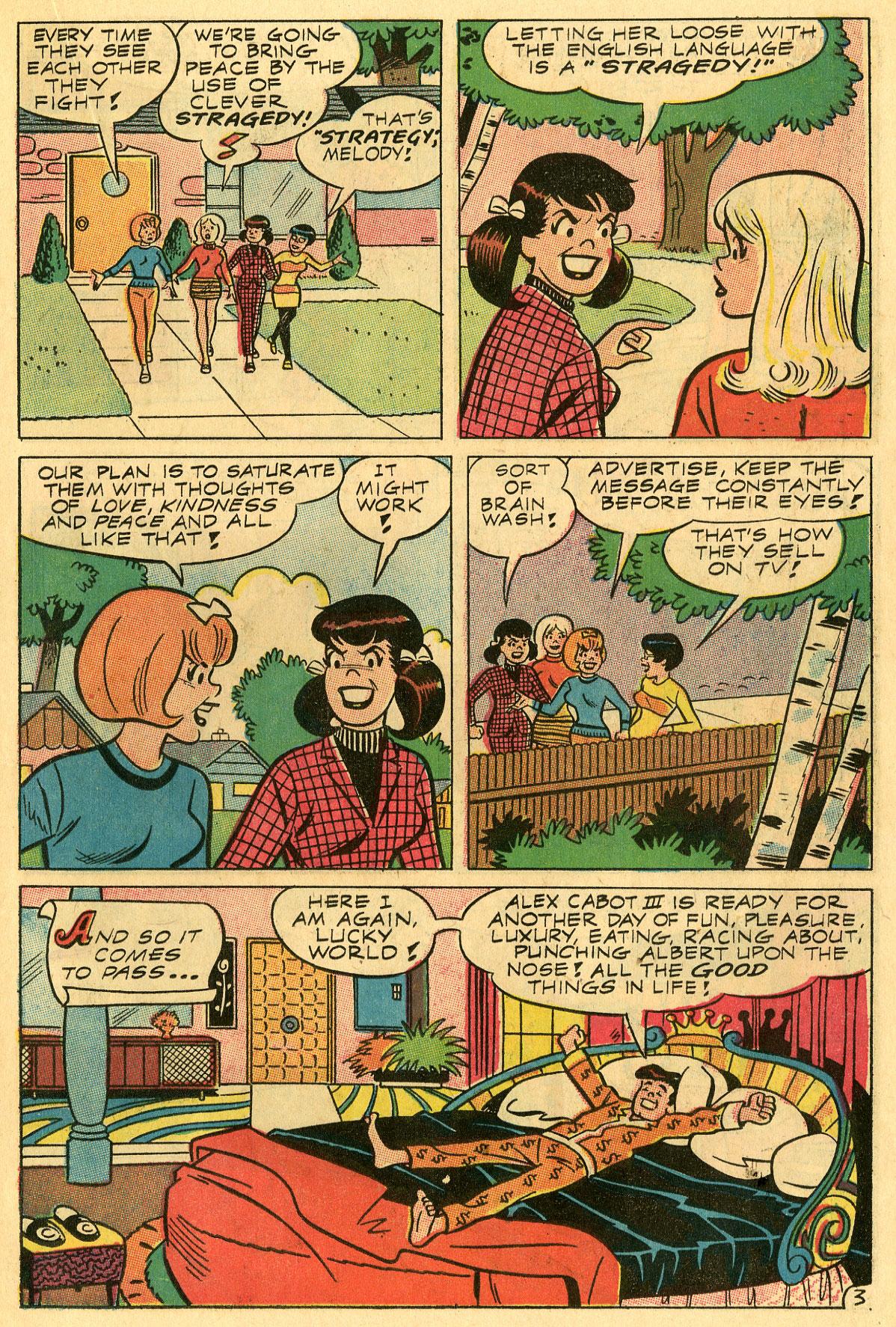 Read online She's Josie comic -  Issue #32 - 15