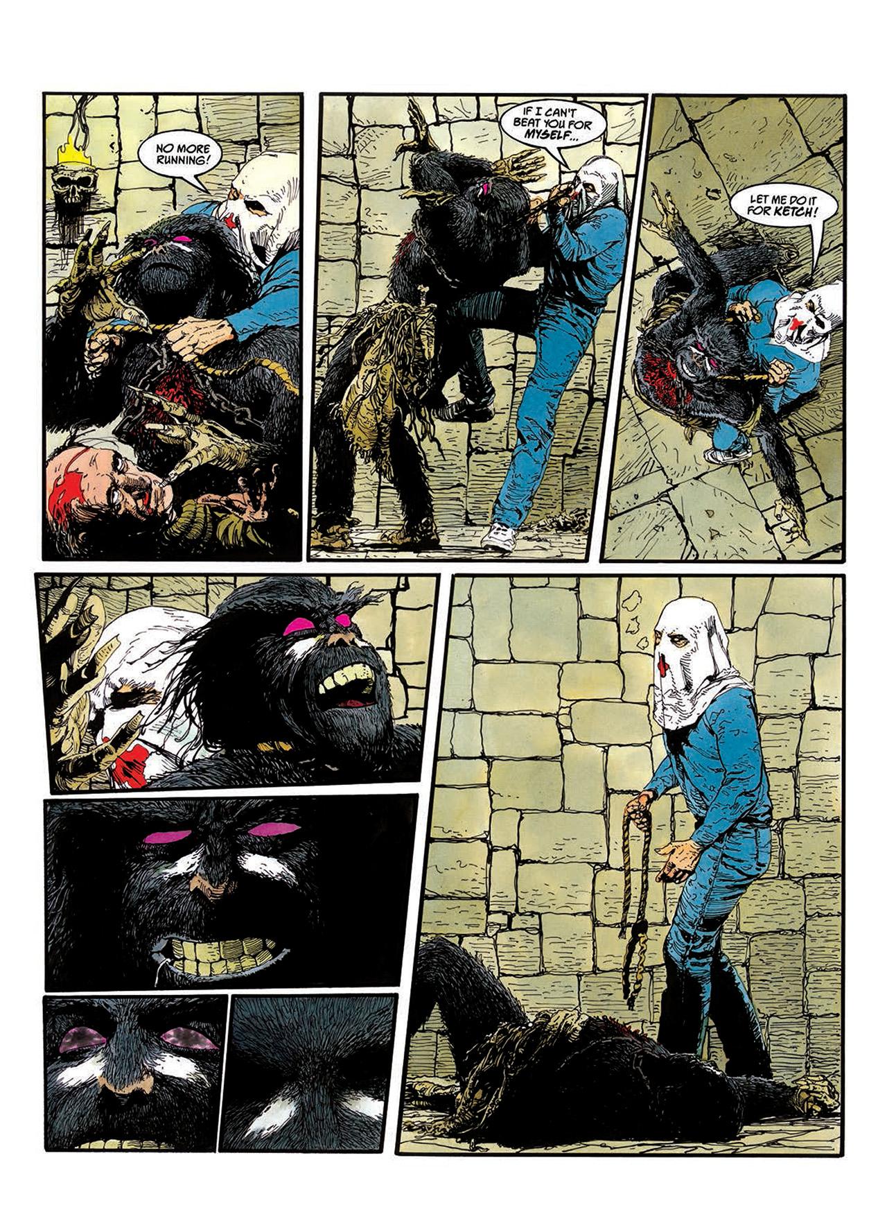 Read online Mazeworld comic -  Issue # TPB - 57