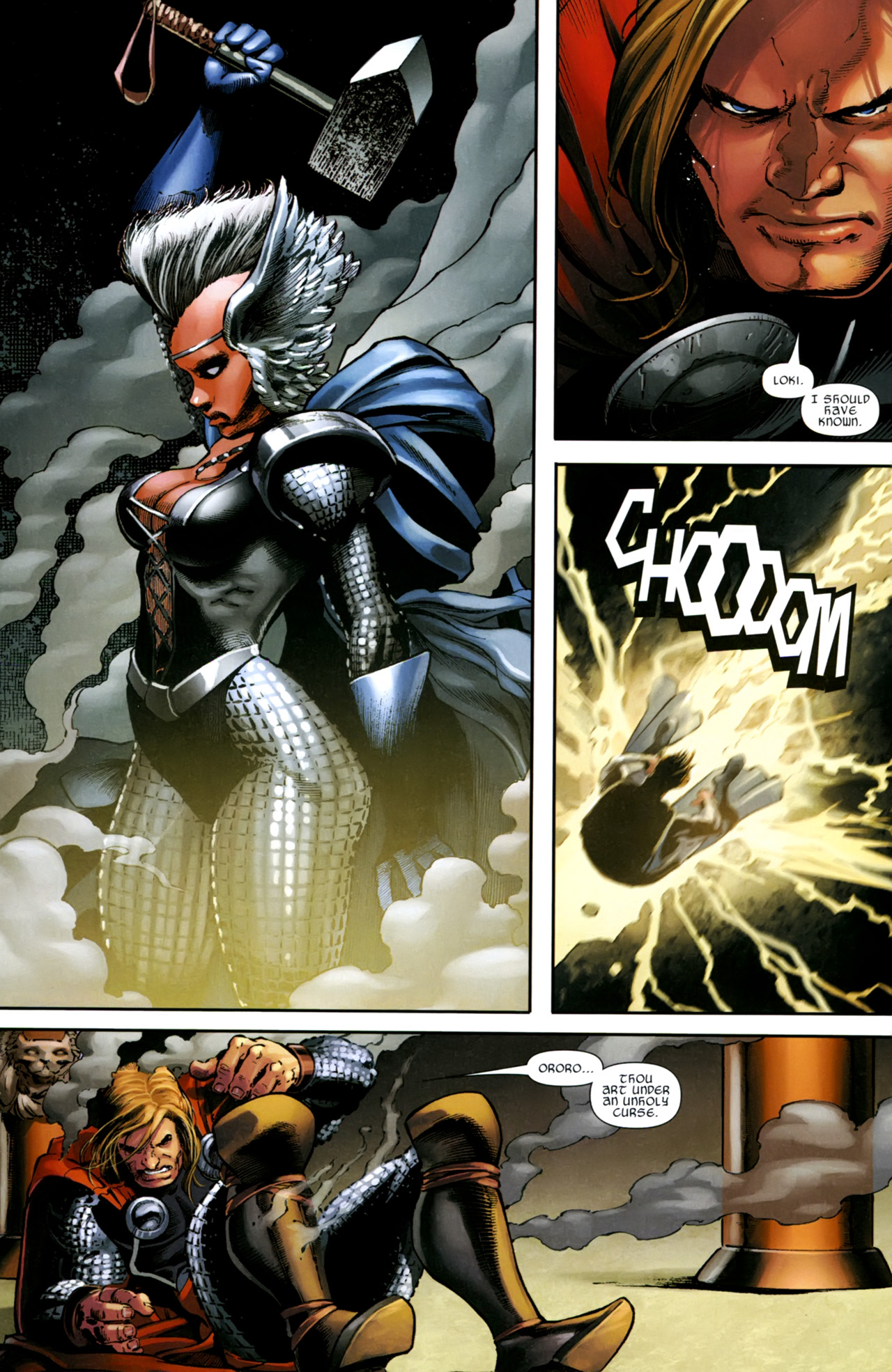 X-Men: To Serve And Protect #3 - Read X-Men: To Serve And