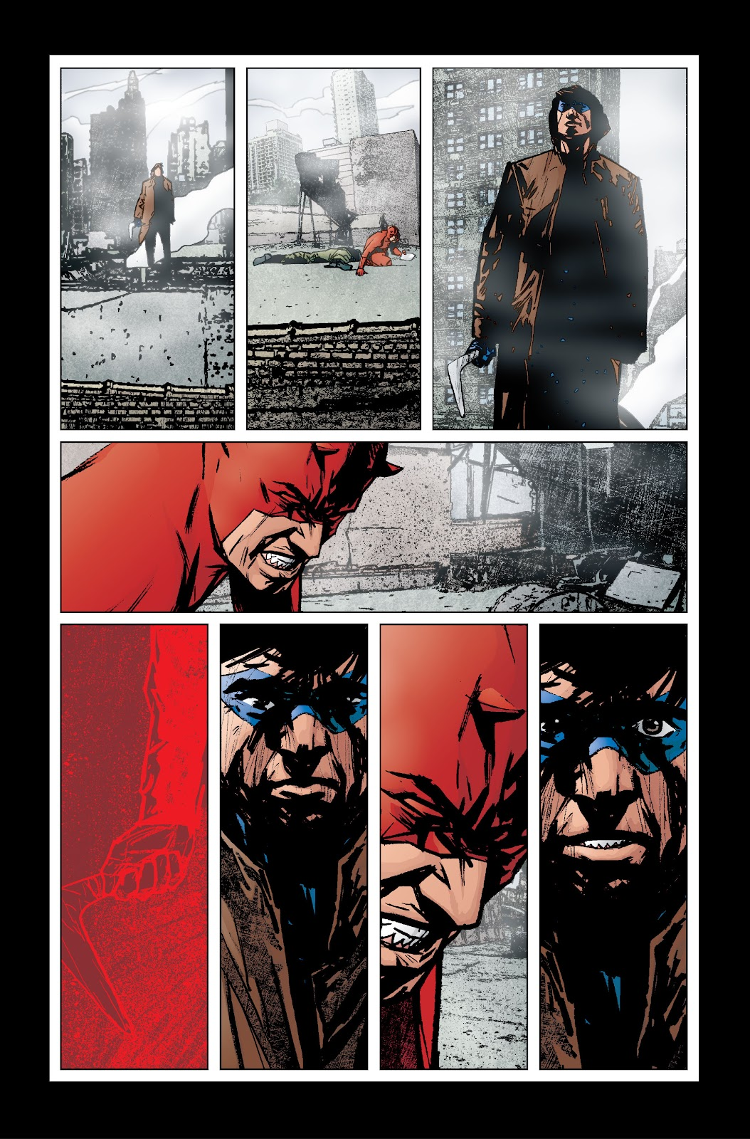 Read online Daredevil (1998) comic -  Issue # _Ultimate_Collection TPB 1 (Part 2) - 42