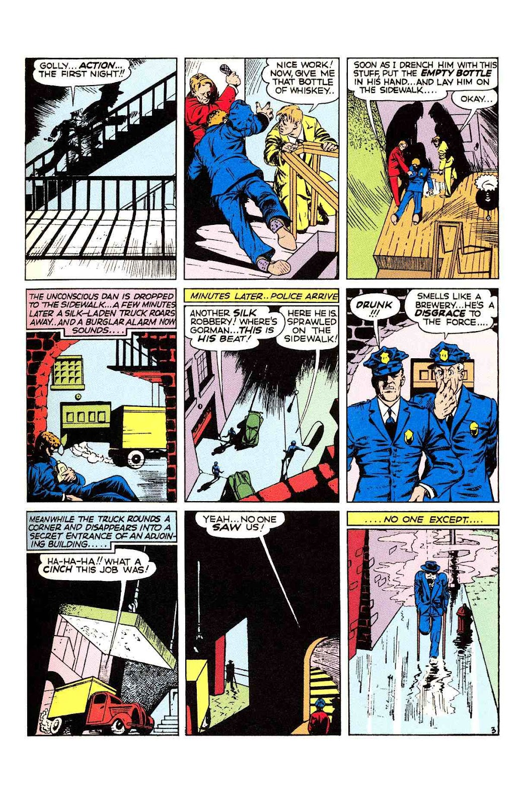 Read online Will Eisner's The Spirit Archives comic -  Issue # TPB 2 (Part 1) - 11