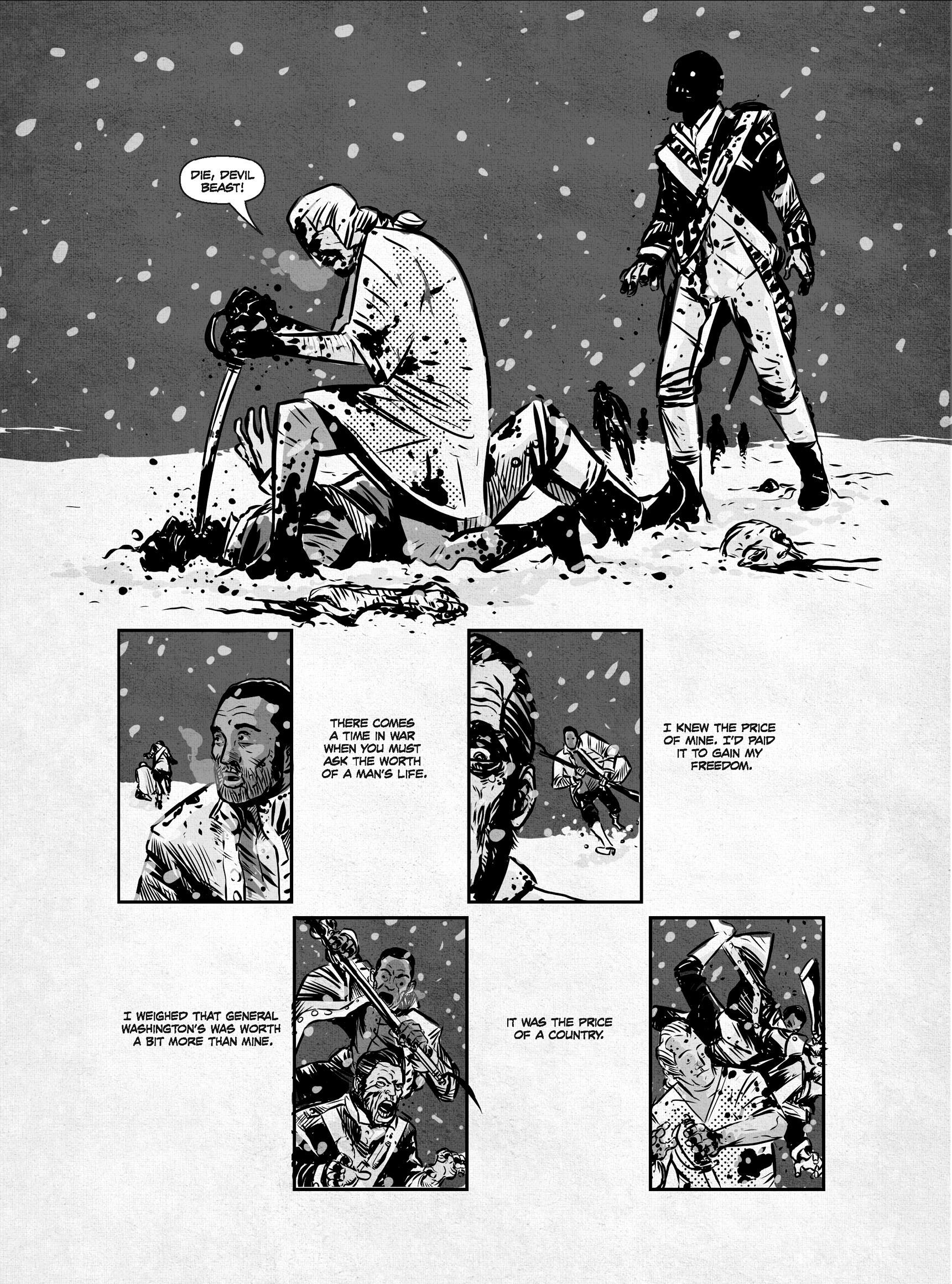 Read online FUBAR comic -  Issue #3 - 73