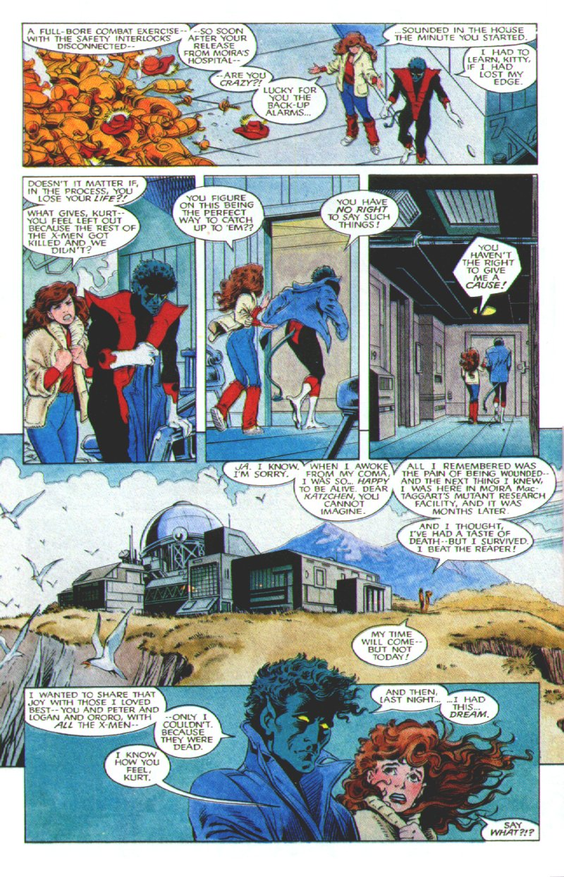 Read online Excalibur: The Sword is Drawn comic -  Issue # Full - 17