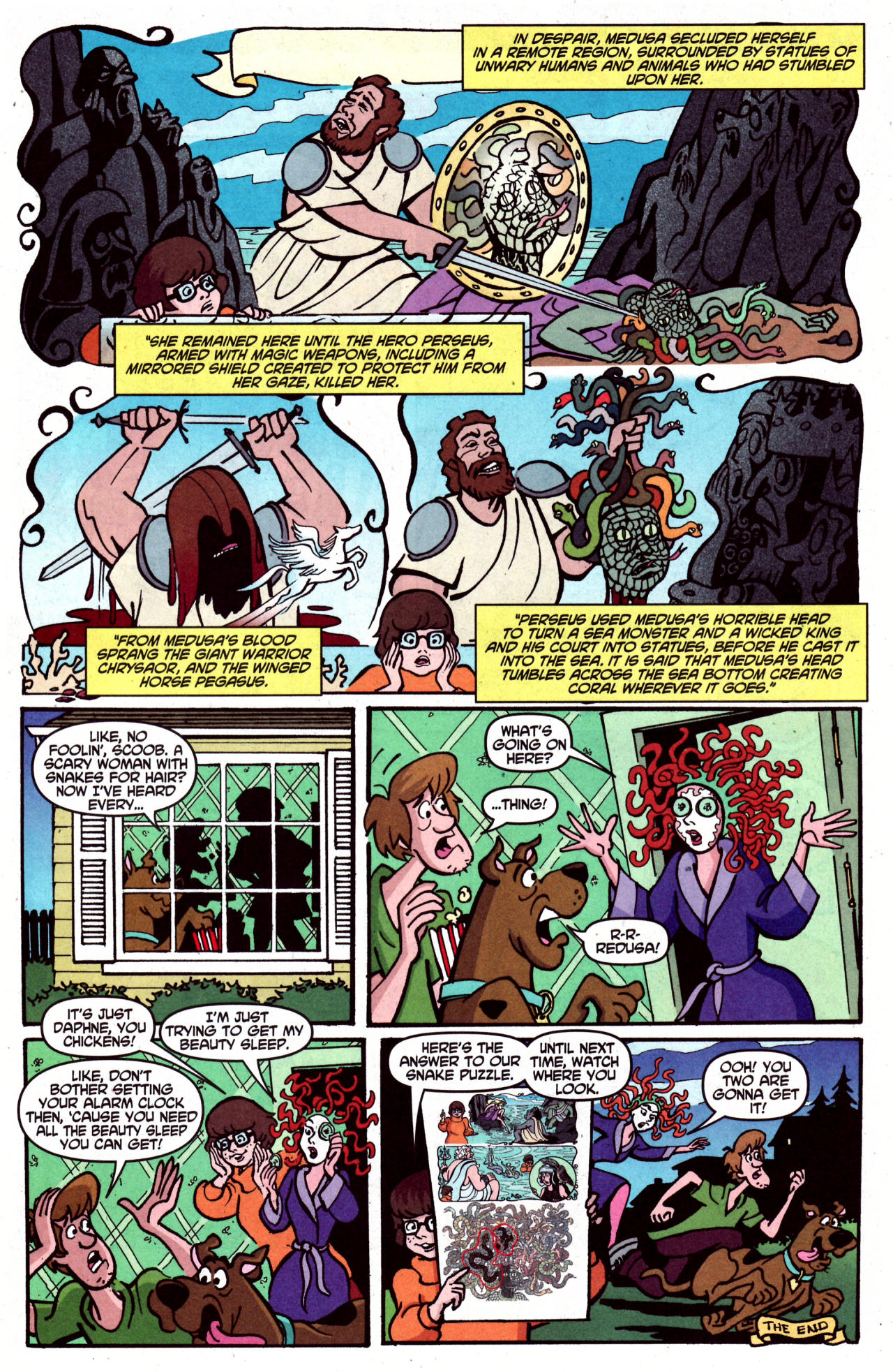 Read online Scooby-Doo (1997) comic -  Issue #125 - 20