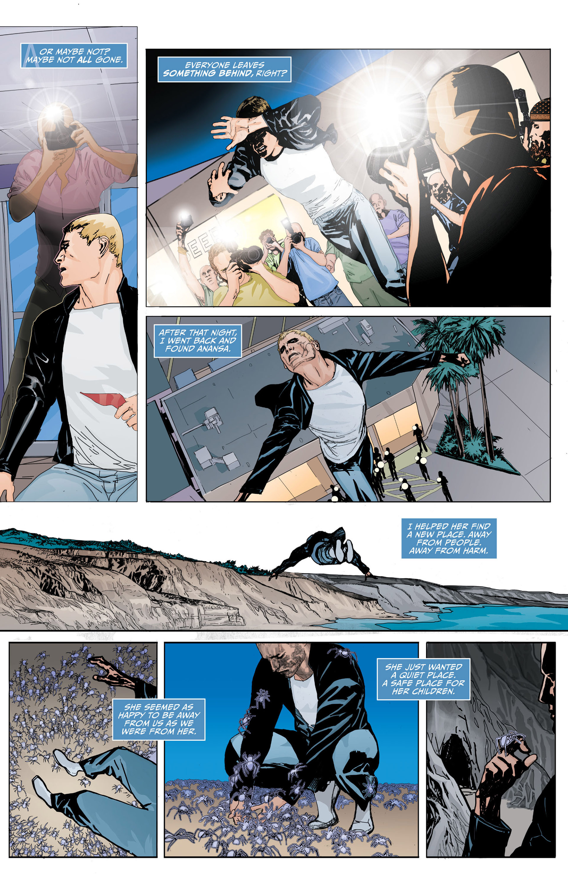 Read online Animal Man (2011) comic -  Issue #Animal Man (2011) _Annual 2 - 31
