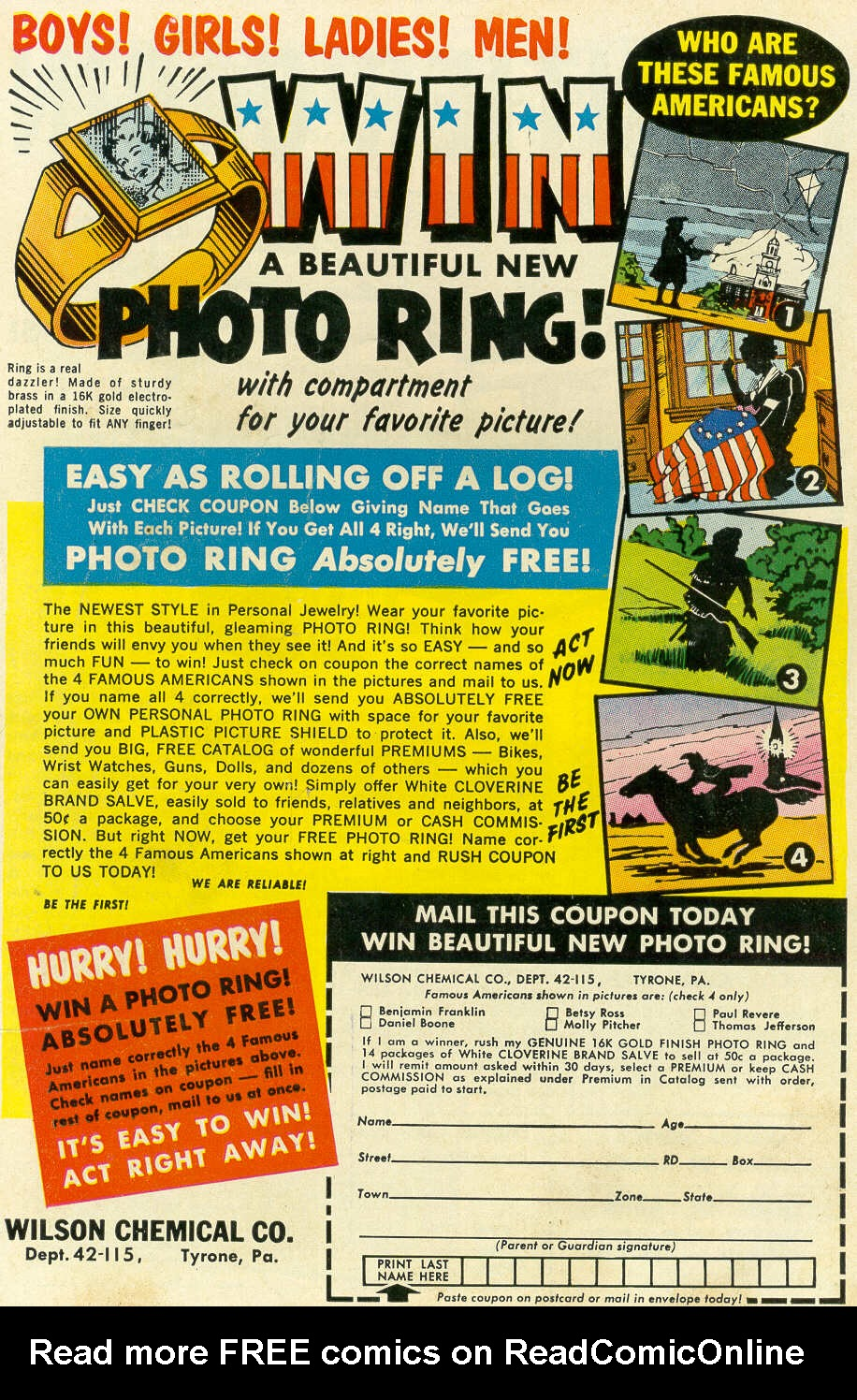 Read online All-Star Western (1951) comic -  Issue #119 - 36
