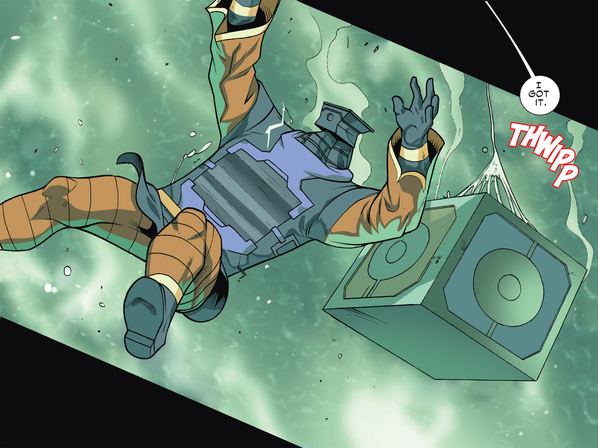 Read online Ultimate Spider-Man (Infinite Comics) (2016) comic -  Issue #5 - 42