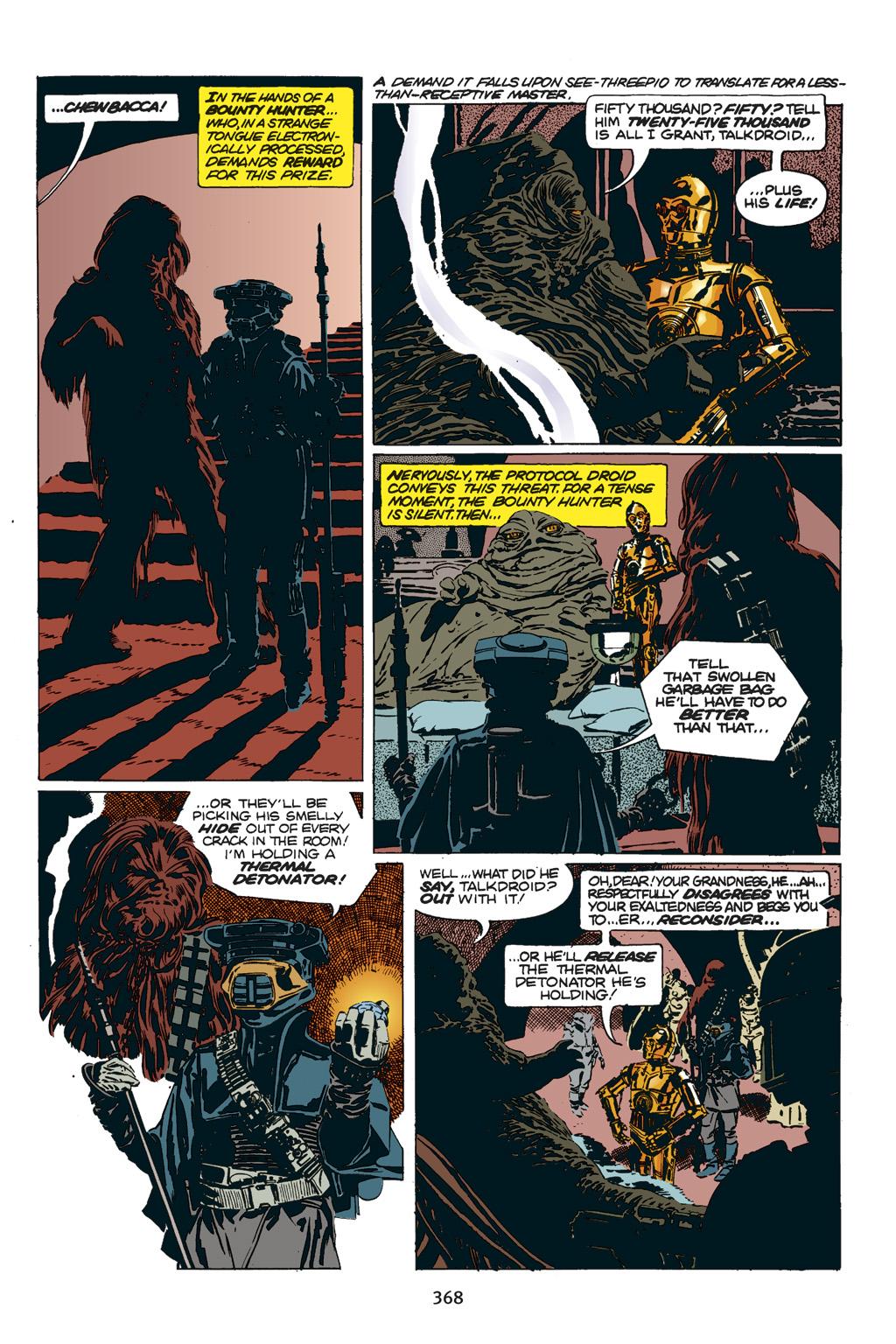 Read online Star Wars Omnibus comic -  Issue # Vol. 18.5 - 87
