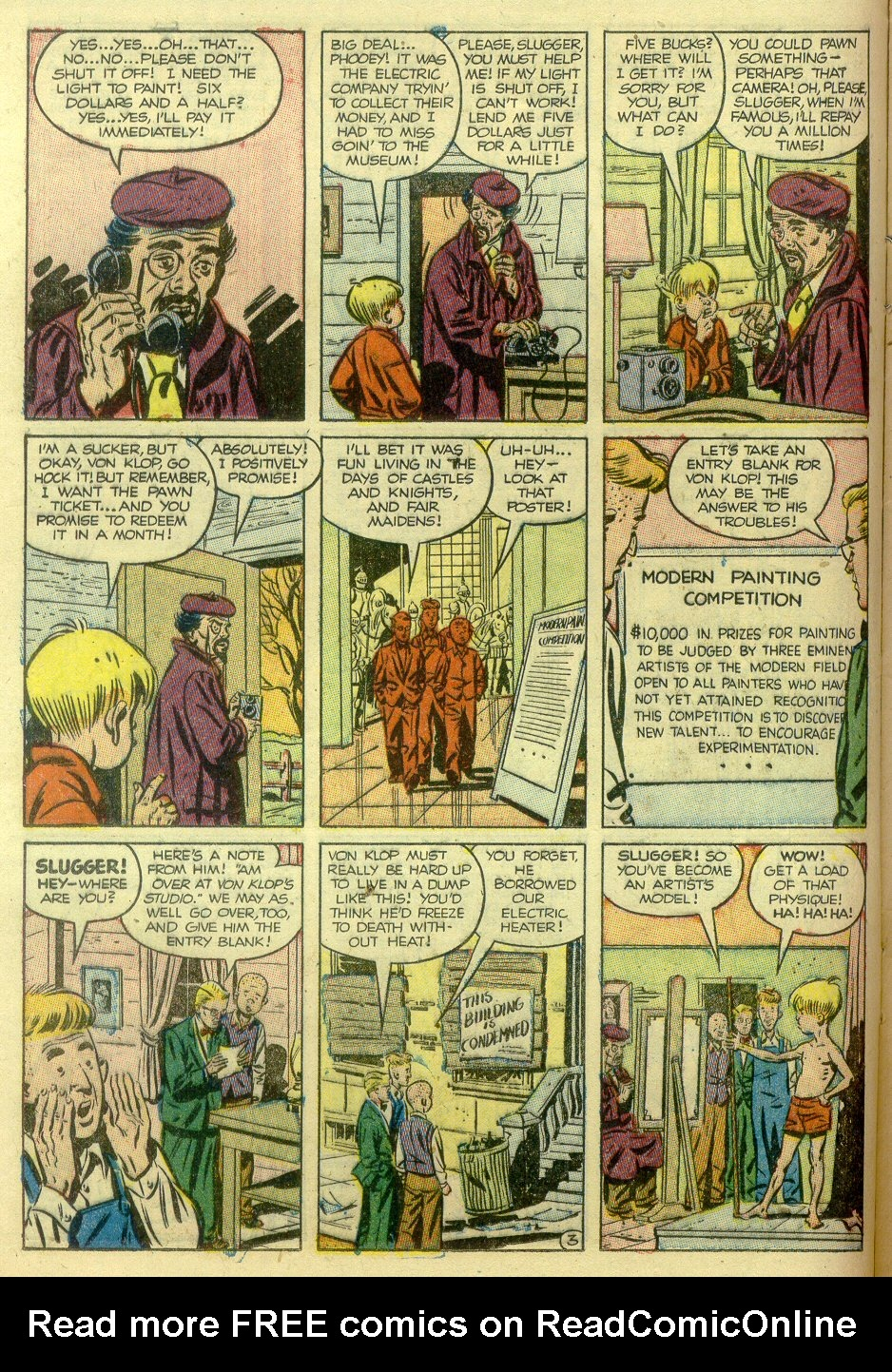 Daredevil (1941) issue 108 - Page 12