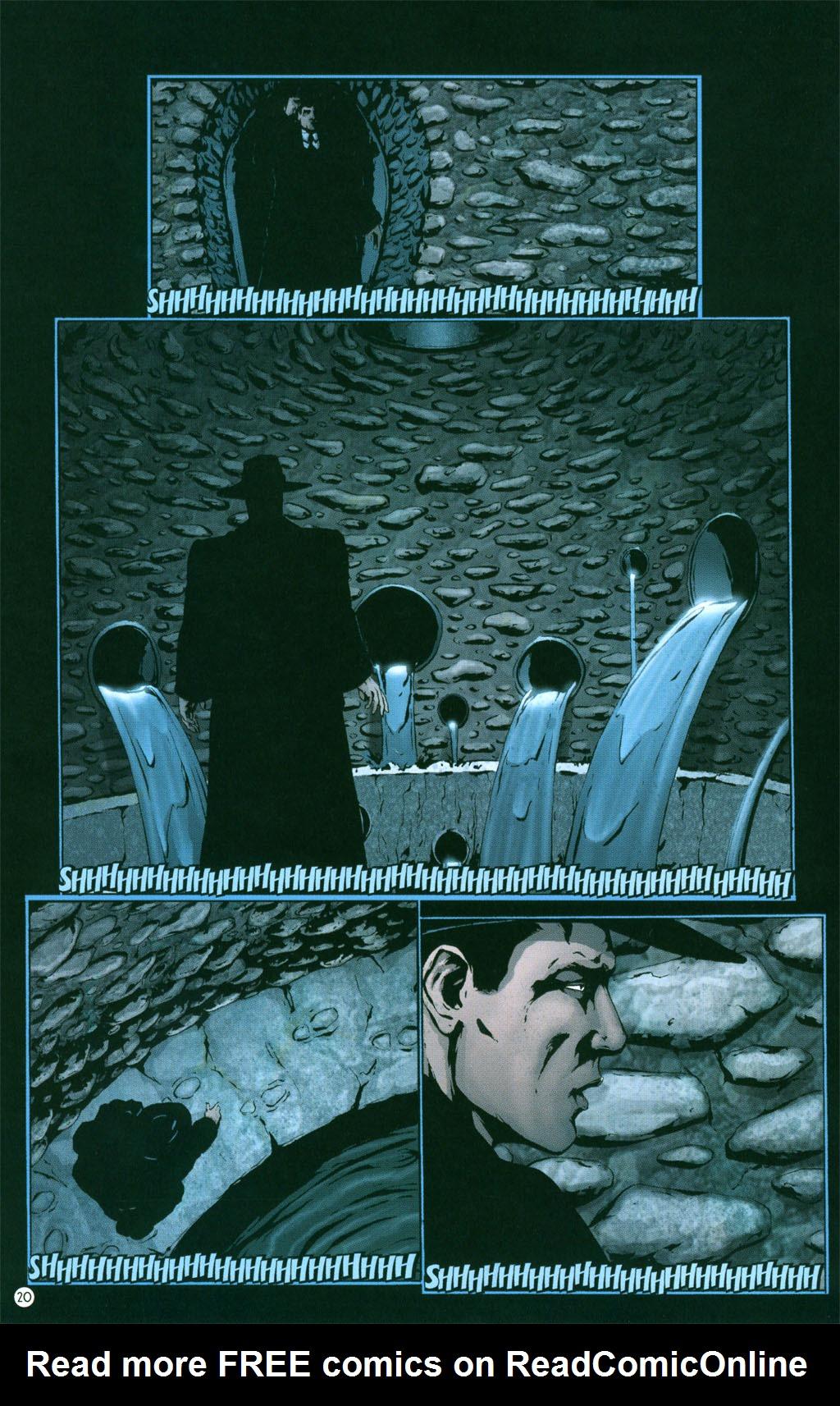 Read online Rex Mundi comic -  Issue #4 - 22