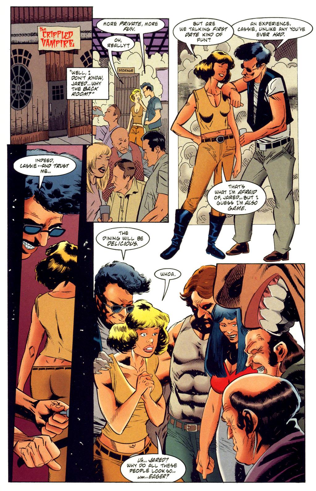 Read online Batman: Haunted Gotham comic -  Issue #2 - 19