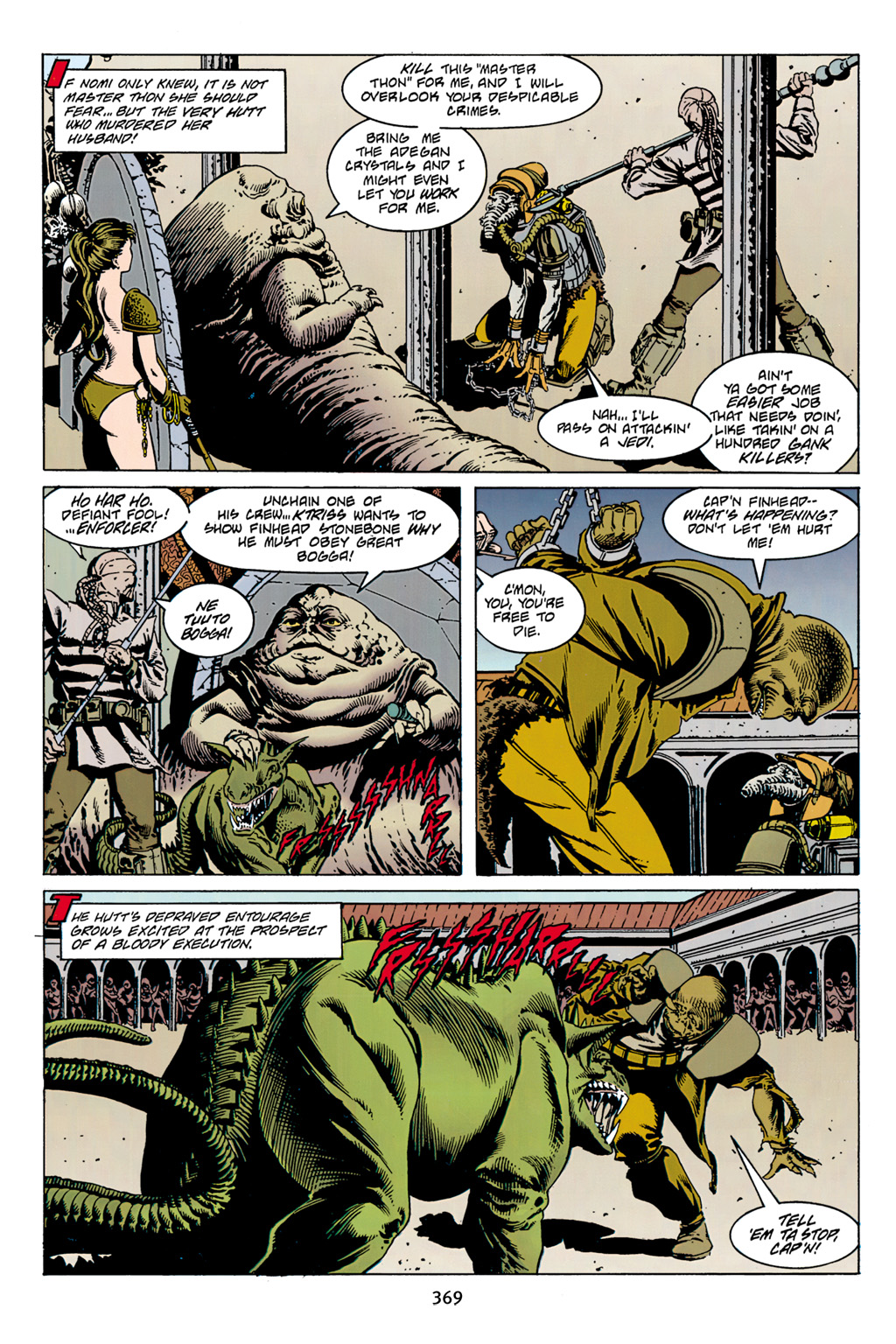 Read online Star Wars Omnibus comic -  Issue # Vol. 4 - 357